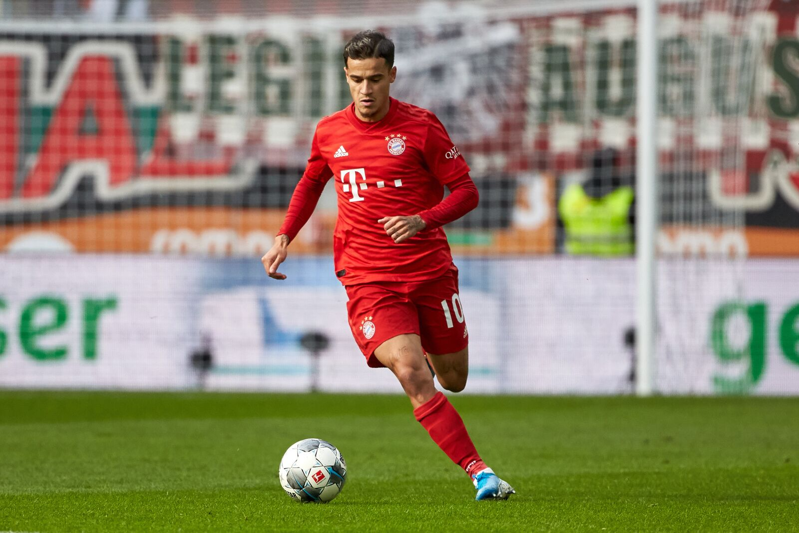 Bayern Munich pleased with Philippe Coutinho's performances