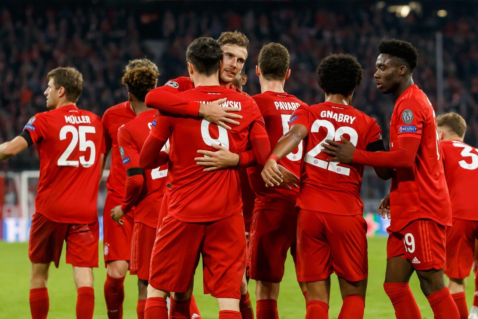 Bayern Olympiakos Гјbertragung