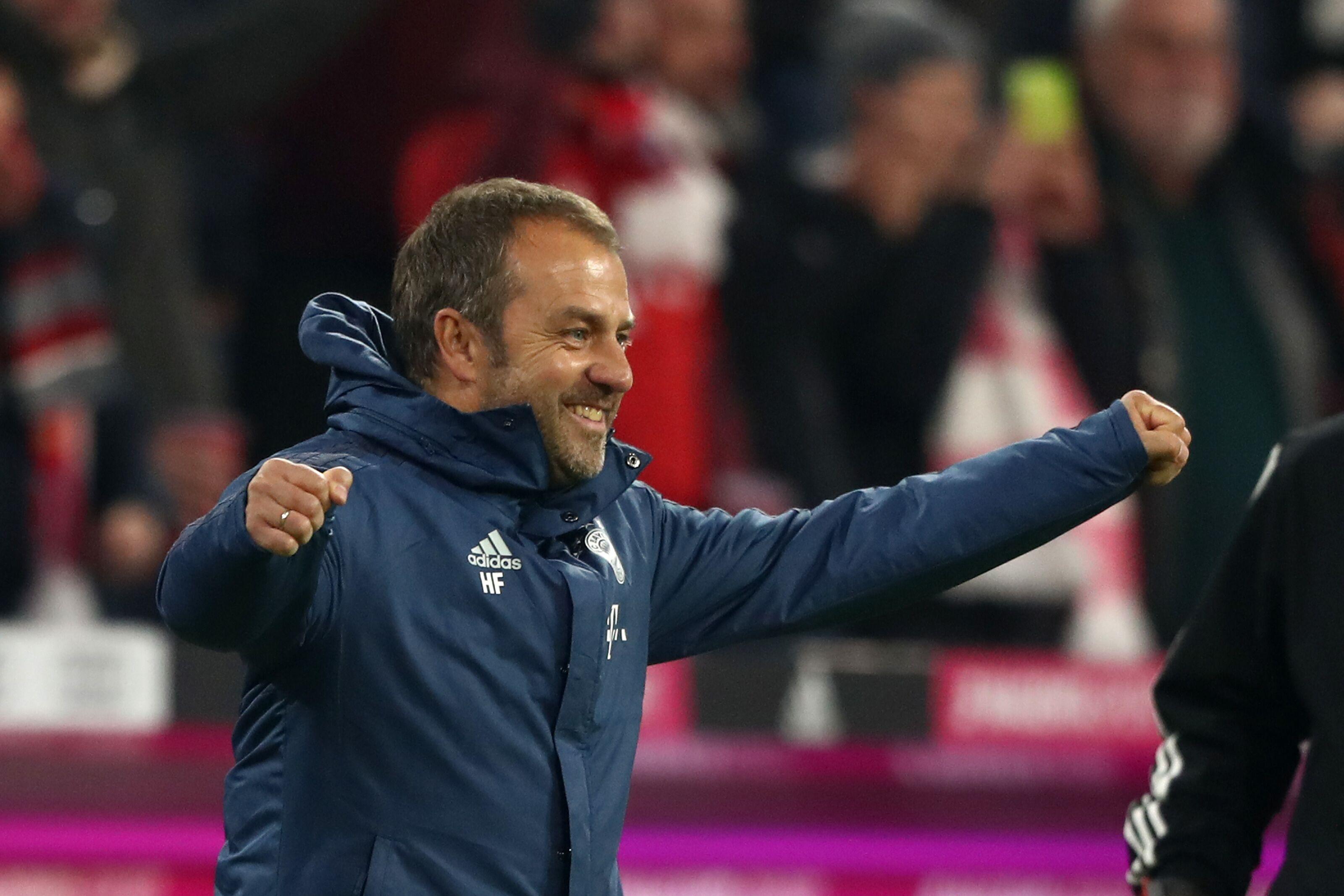 Bayern Munich set to hold talks with Hansi Flick this week