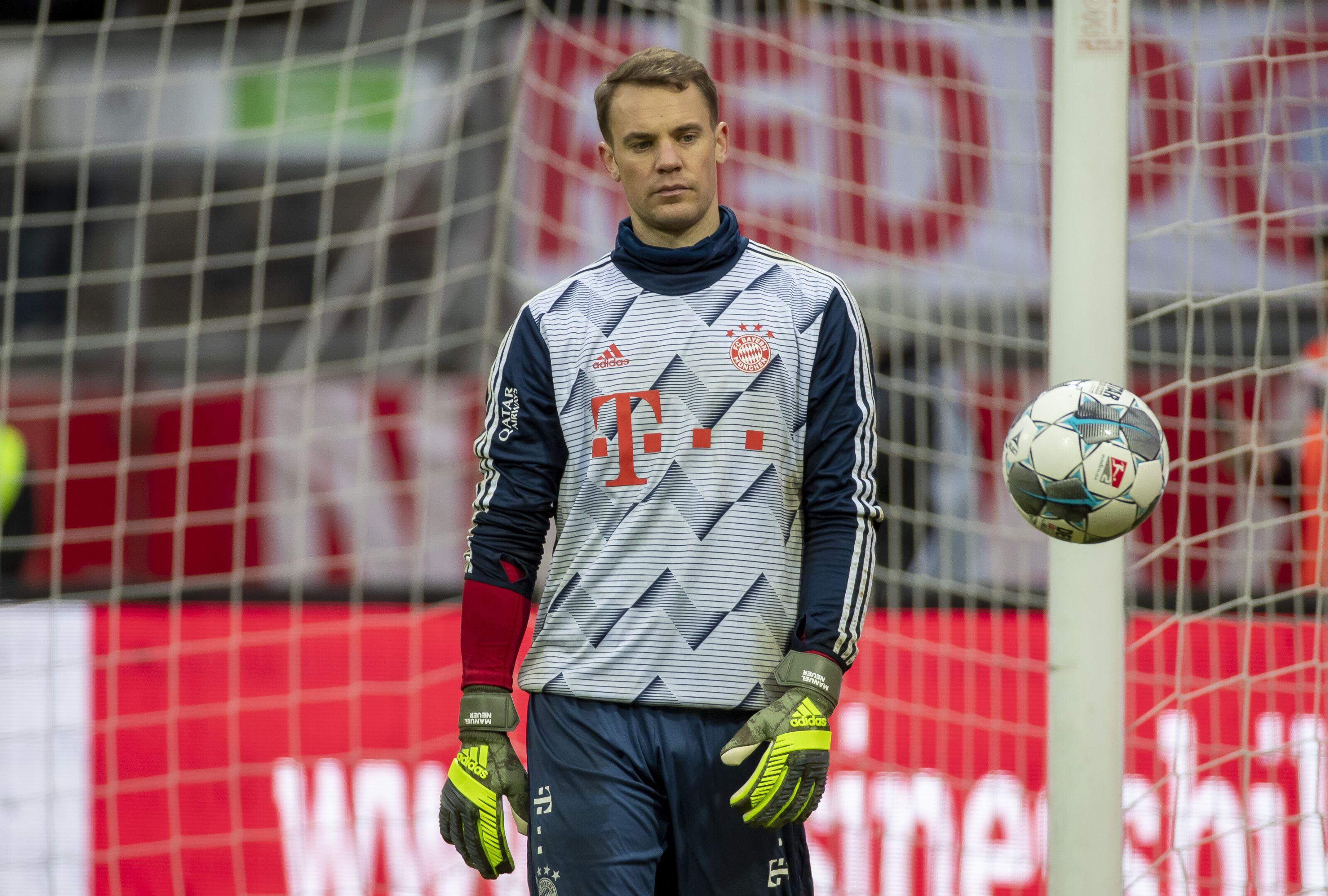 Bayern Munich: Manuel Neuer emerges as a transfer target for Juventus