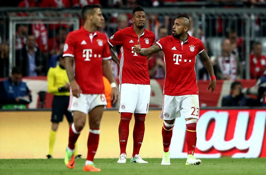 Bayern Munich are ready to sell several big name players
