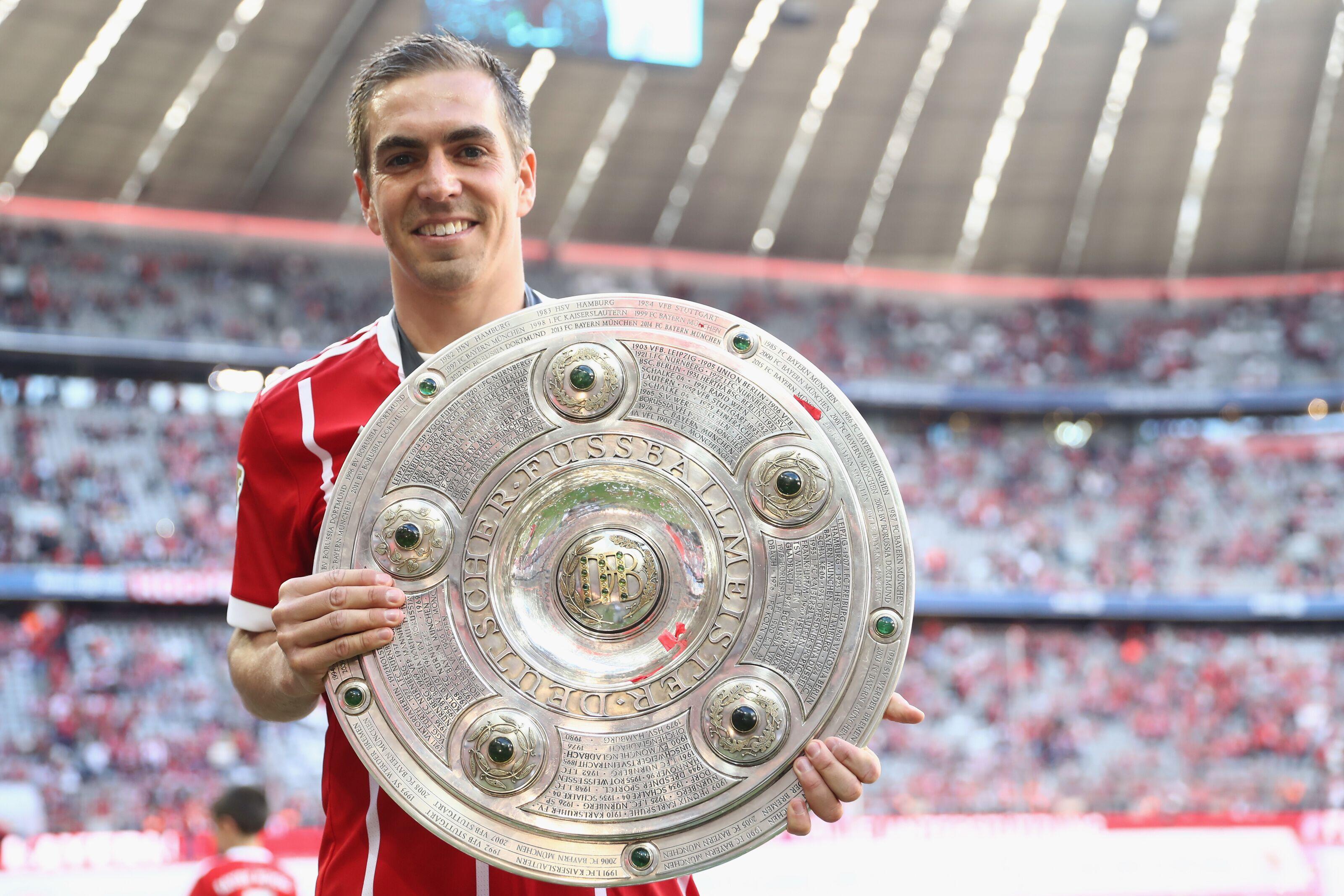 Both Bayern Munich and Germany miss Philipp Lahm's leadership