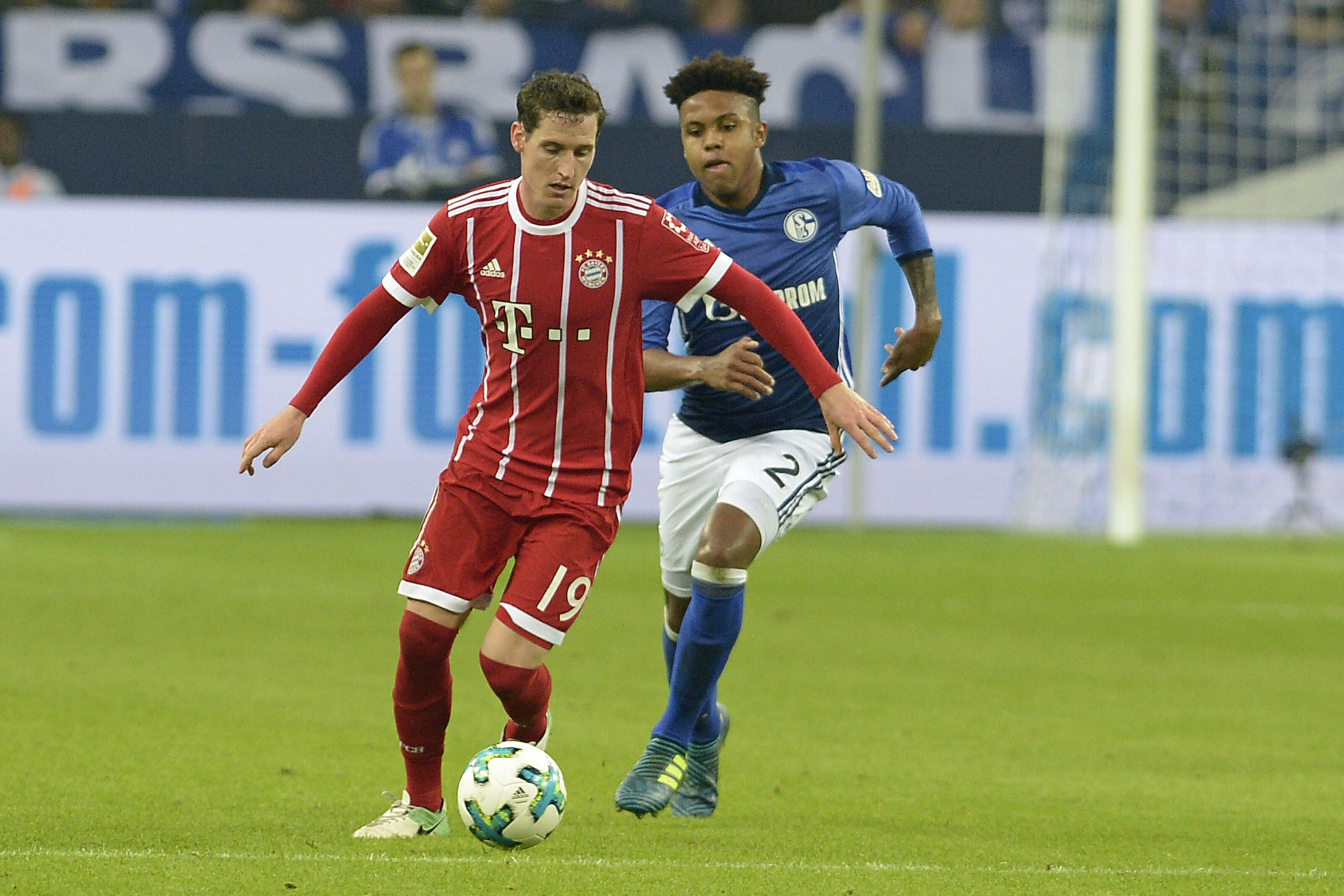 Bayer Schalke 2017