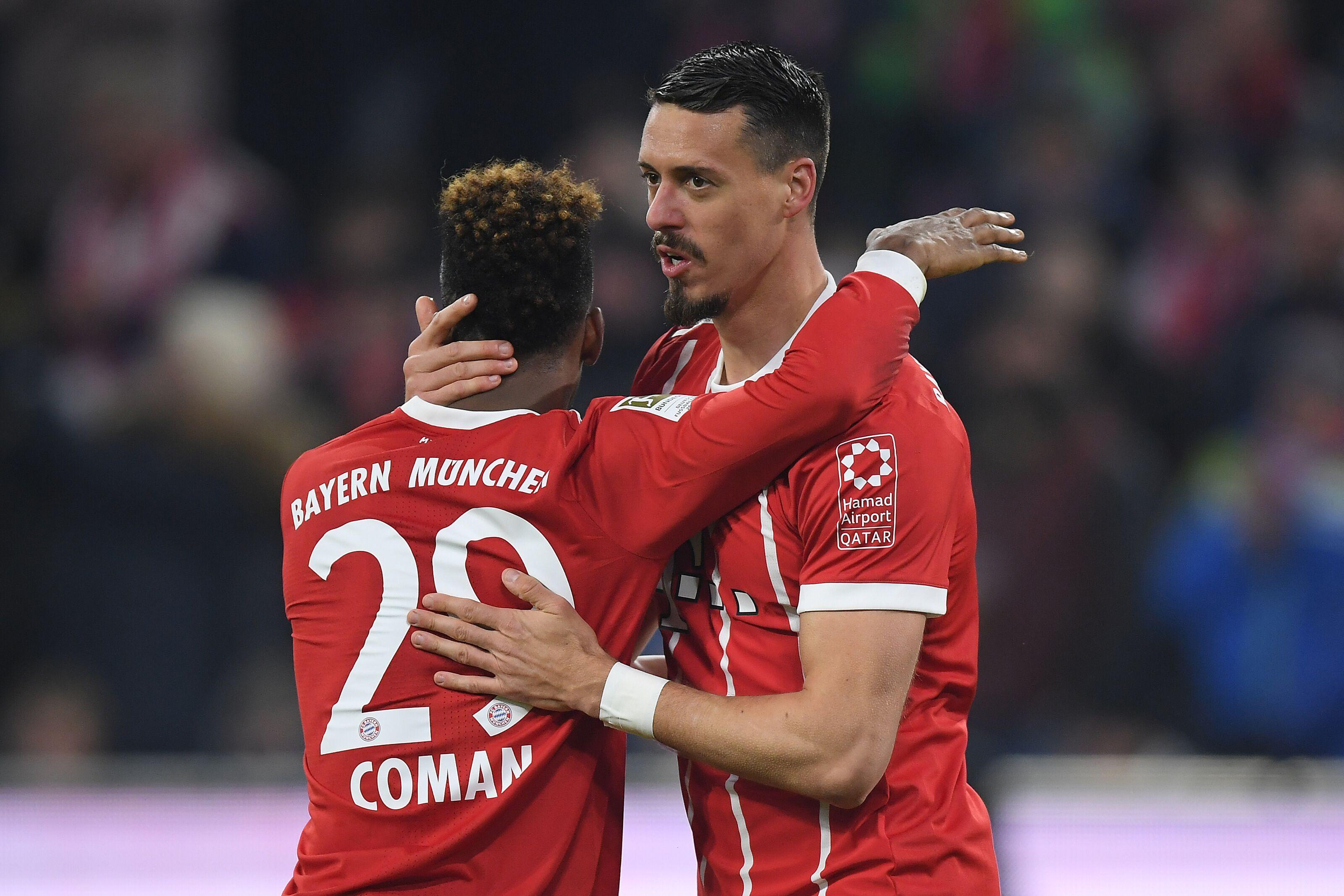 Bayern Munich striker Sandro Wagner linked with Galatasaray