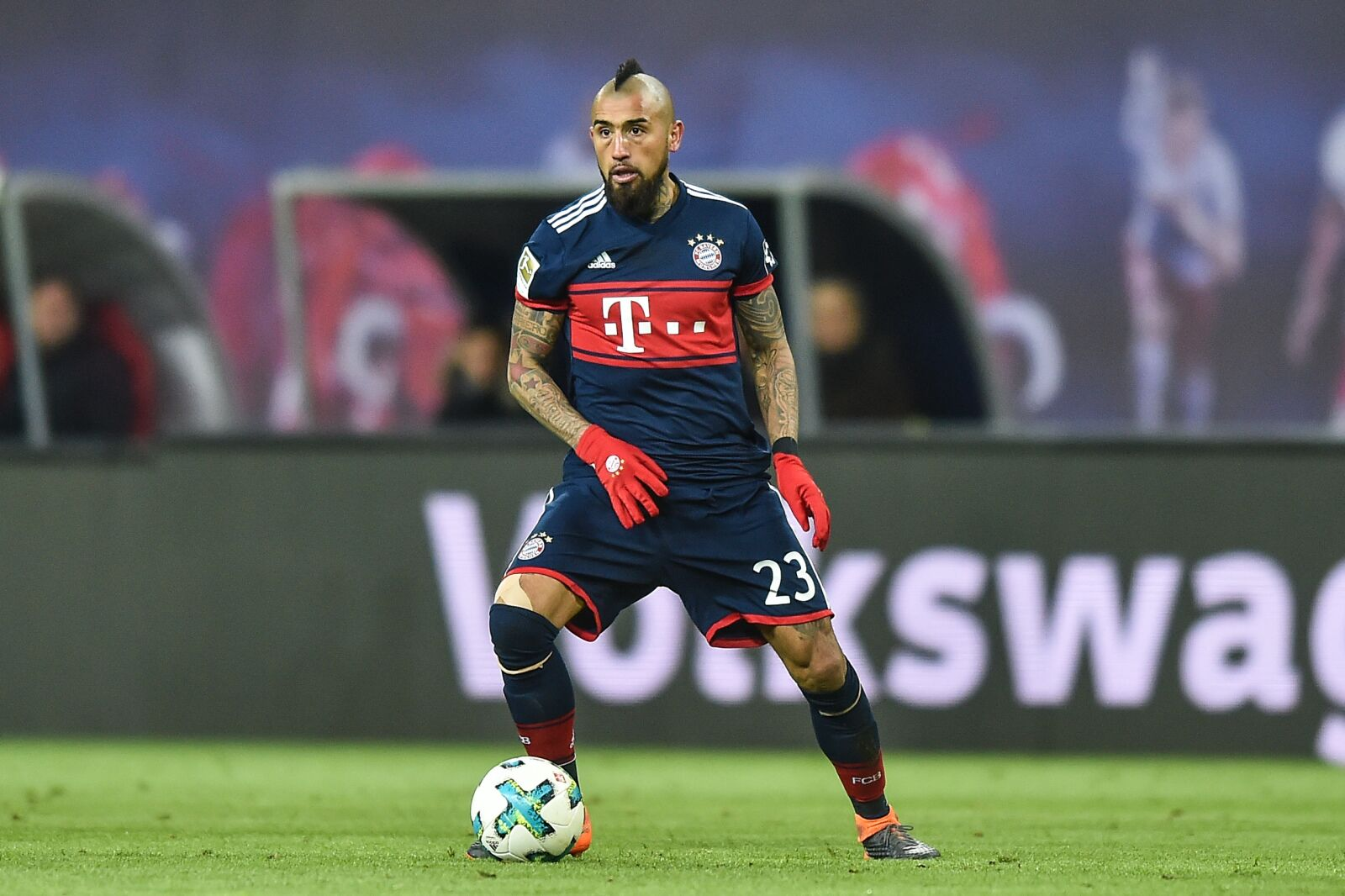 61003a631c5 Barcelona now favorites to sign Bayern Munich s Arturo Vidal