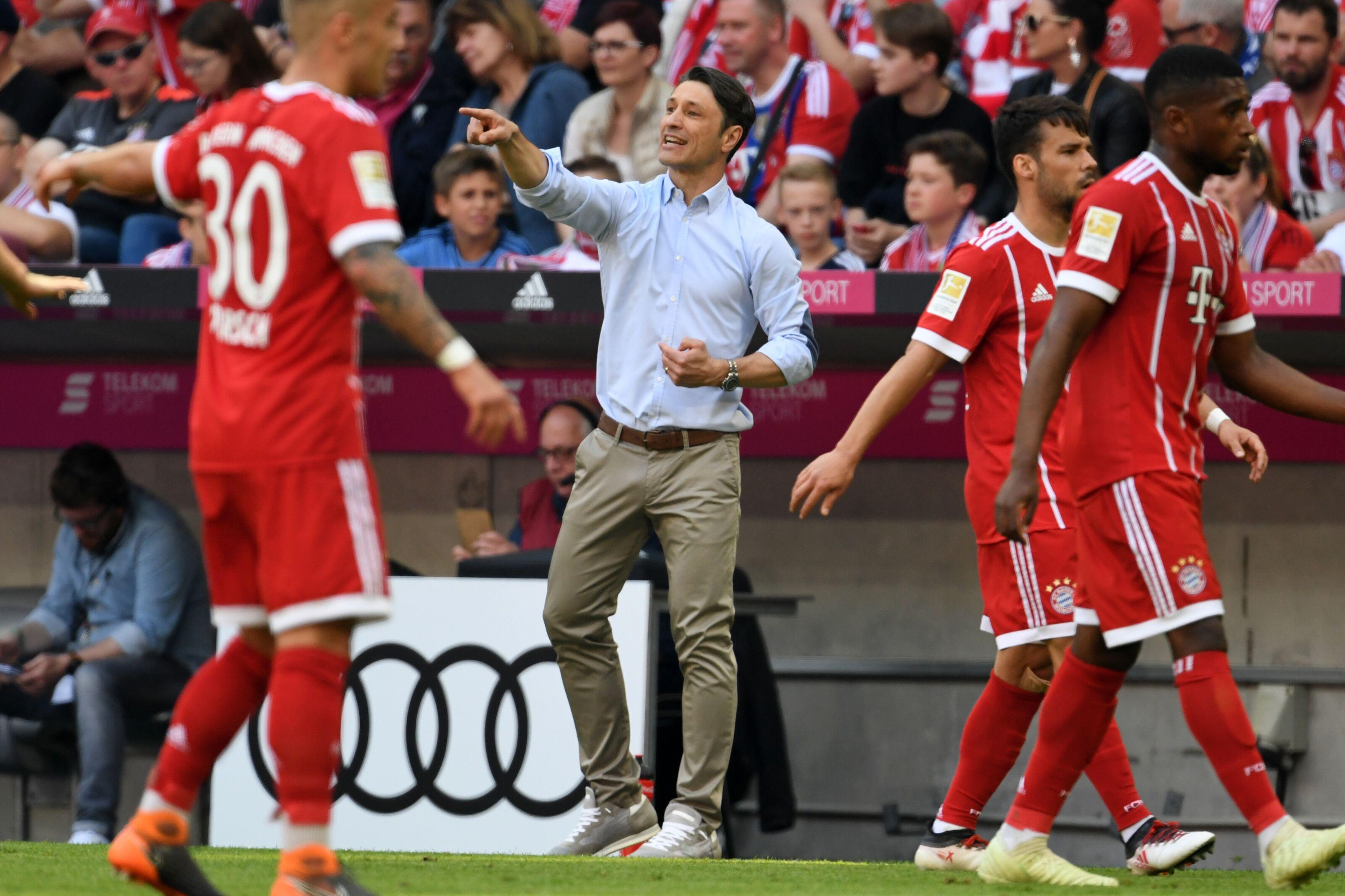 Dfb Pokal Bayern Frankfurt