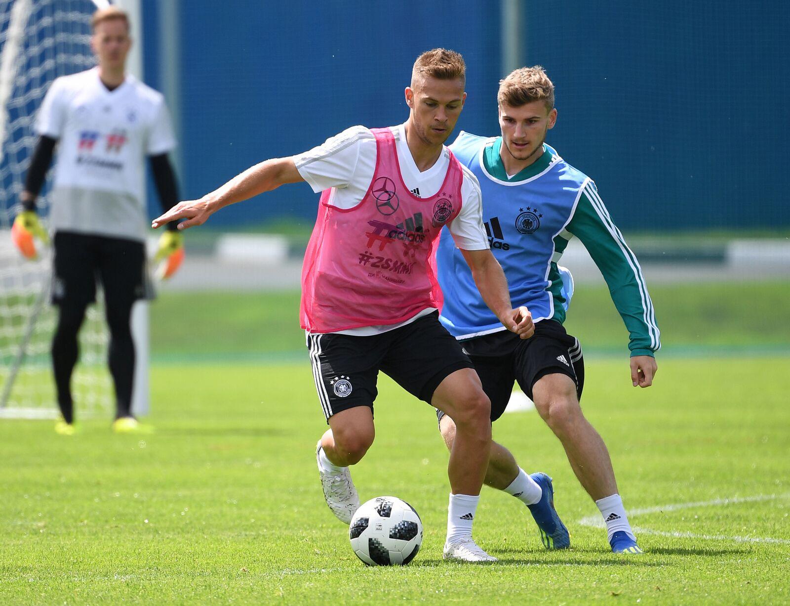 Joshua Kimmich heaps praise on Bayern Munich target Timo Werner