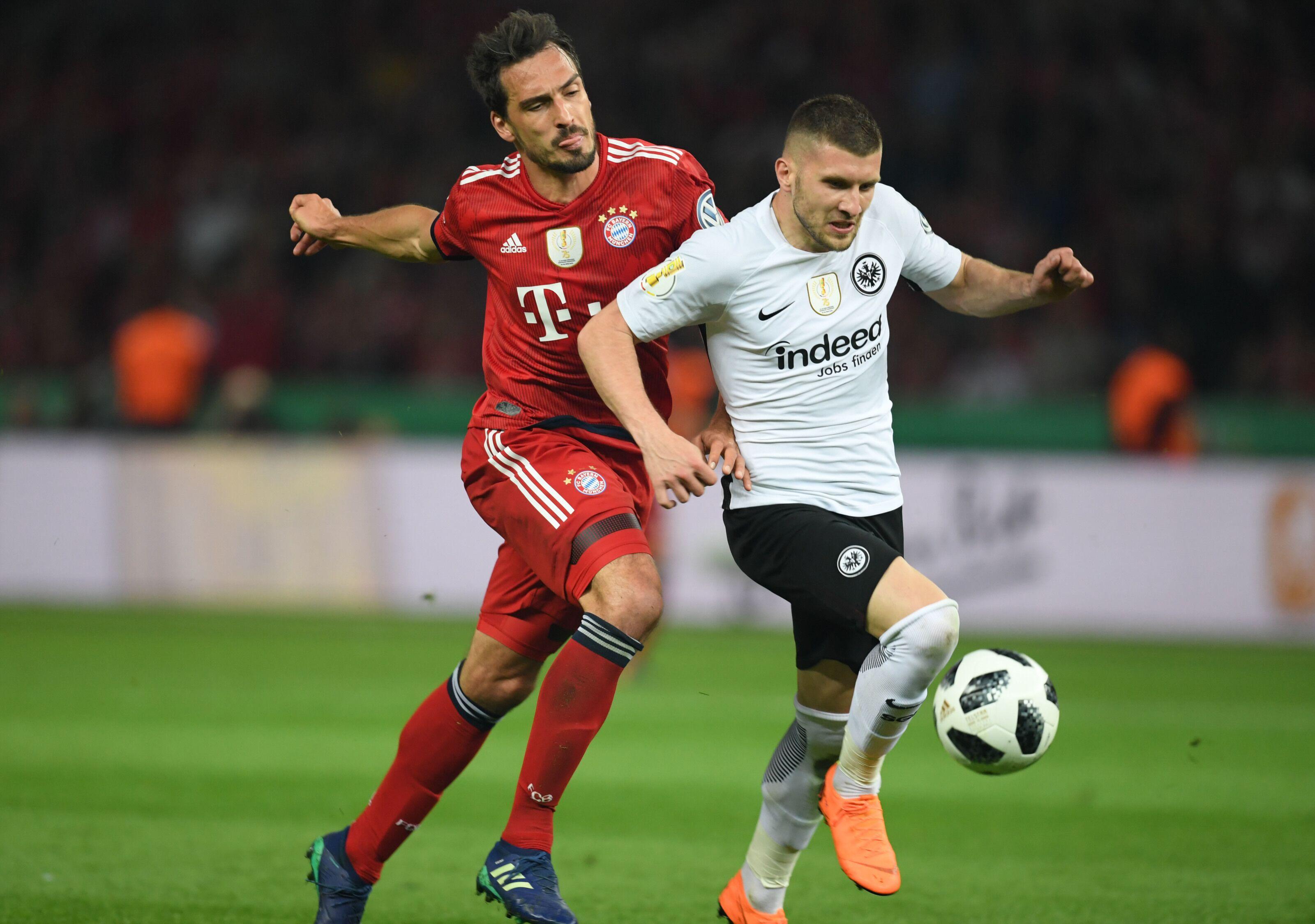 Rebic Bayern