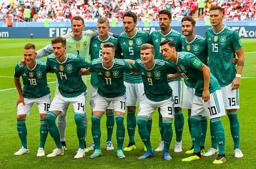 German World Cup Team 2020.A Way Too Early Prediction Of Germany S Euro 2020 Squad