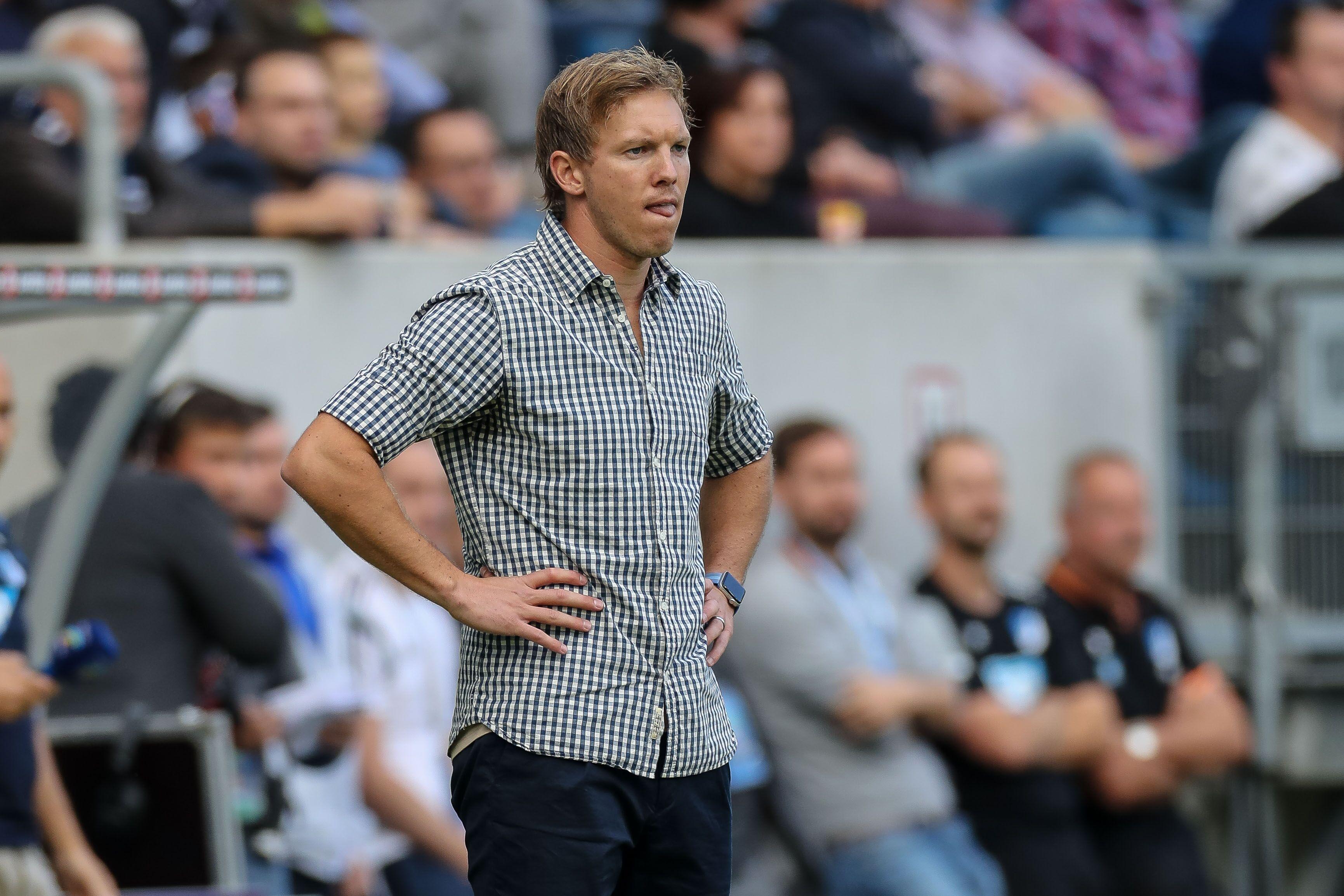 Bundesliga | Julian Nagelsmann to step down as Hoffenheim ...  |Julian Nagelsmann