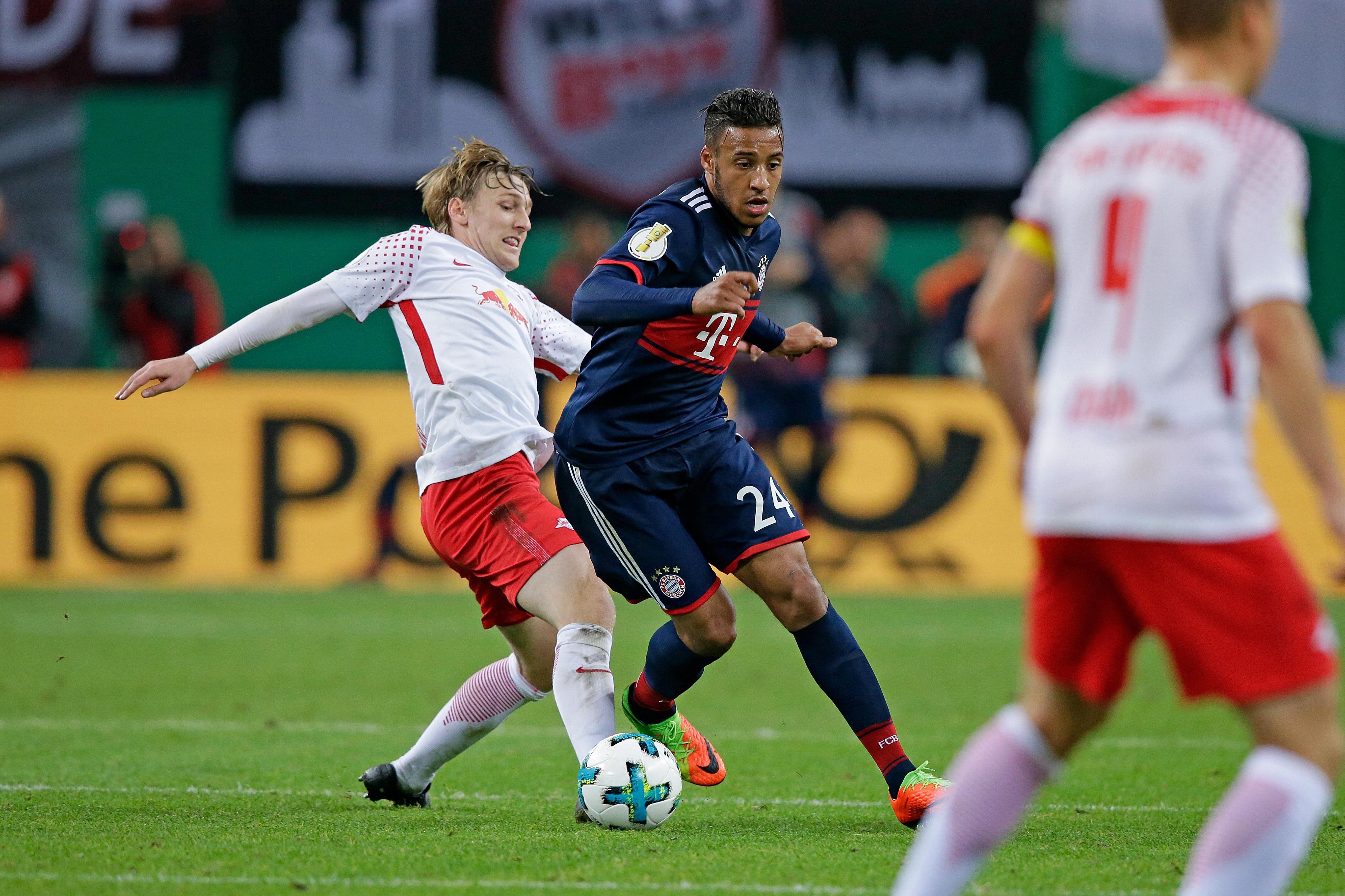 Dfb Pokal Bayern Leipzig