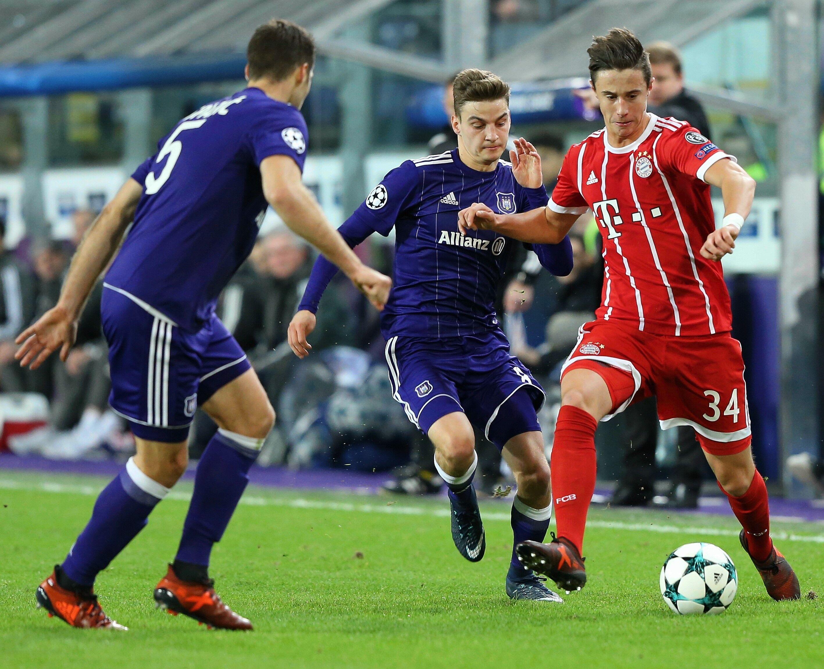 Bayern Anderlecht