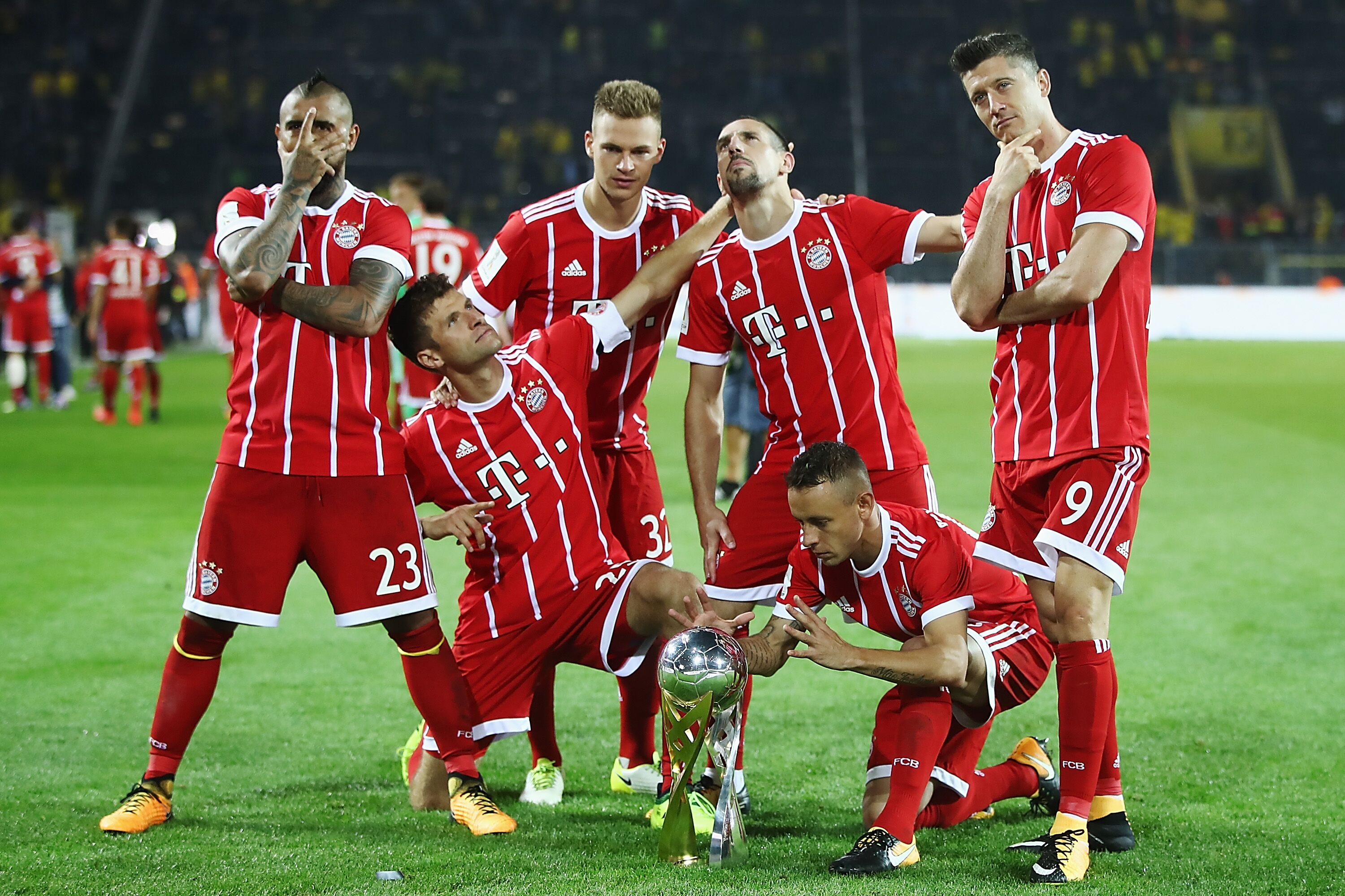 Image result for bayern munich 2018
