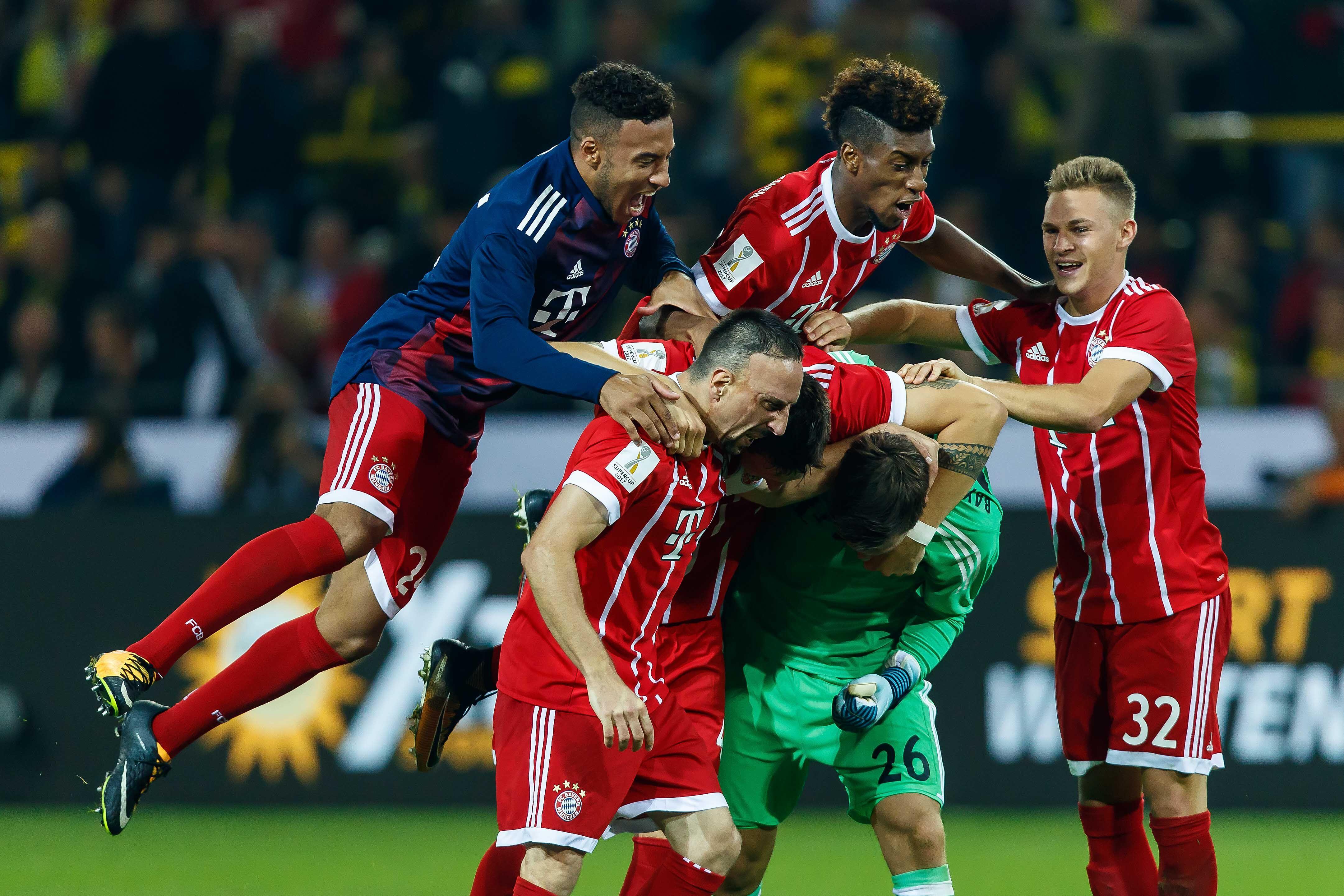 Supercup Dortmund 2017