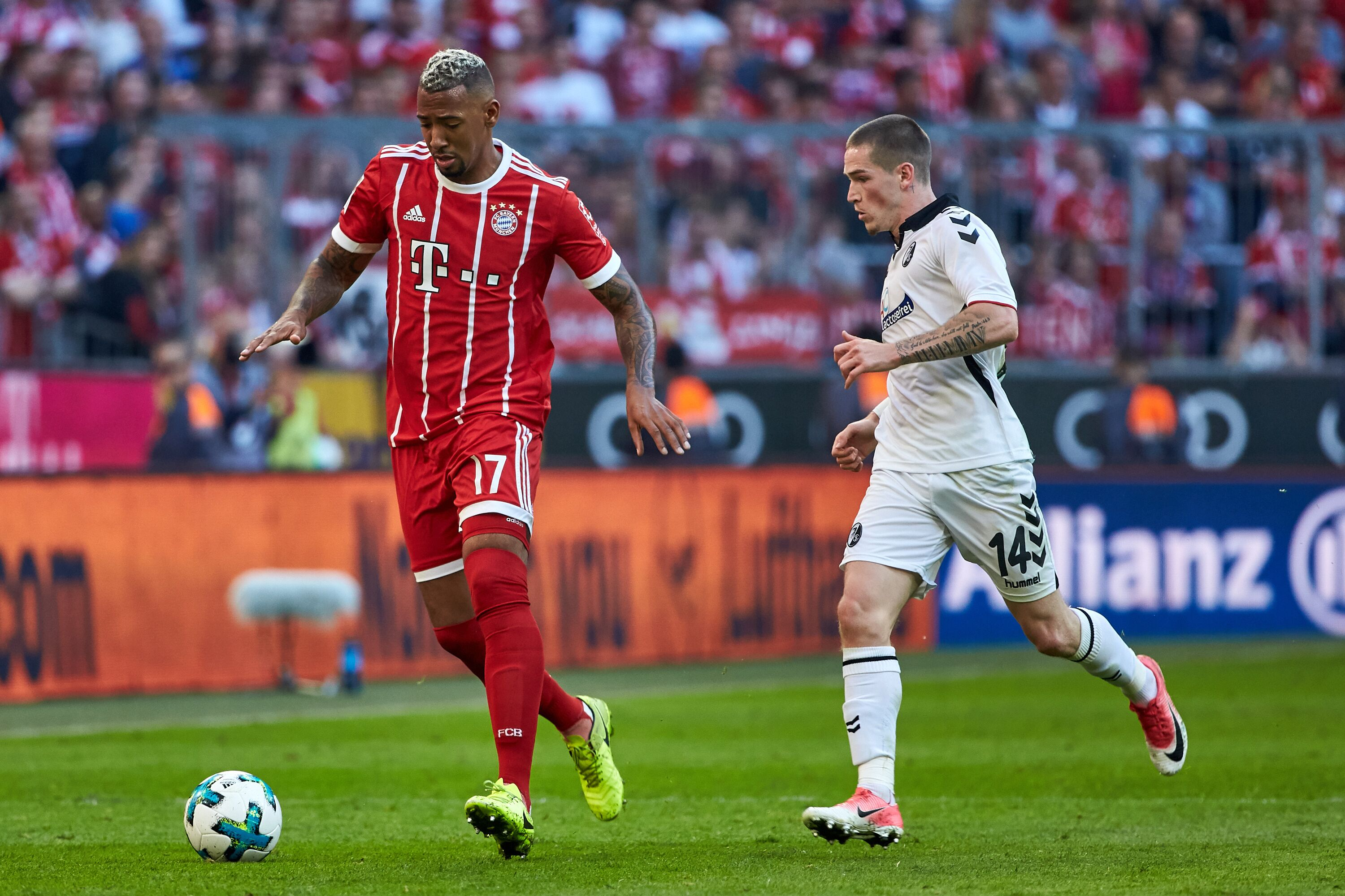 8bff9a5a588 Bayern Munich travel away to Freiburg in matchday 25 of the Bundesliga