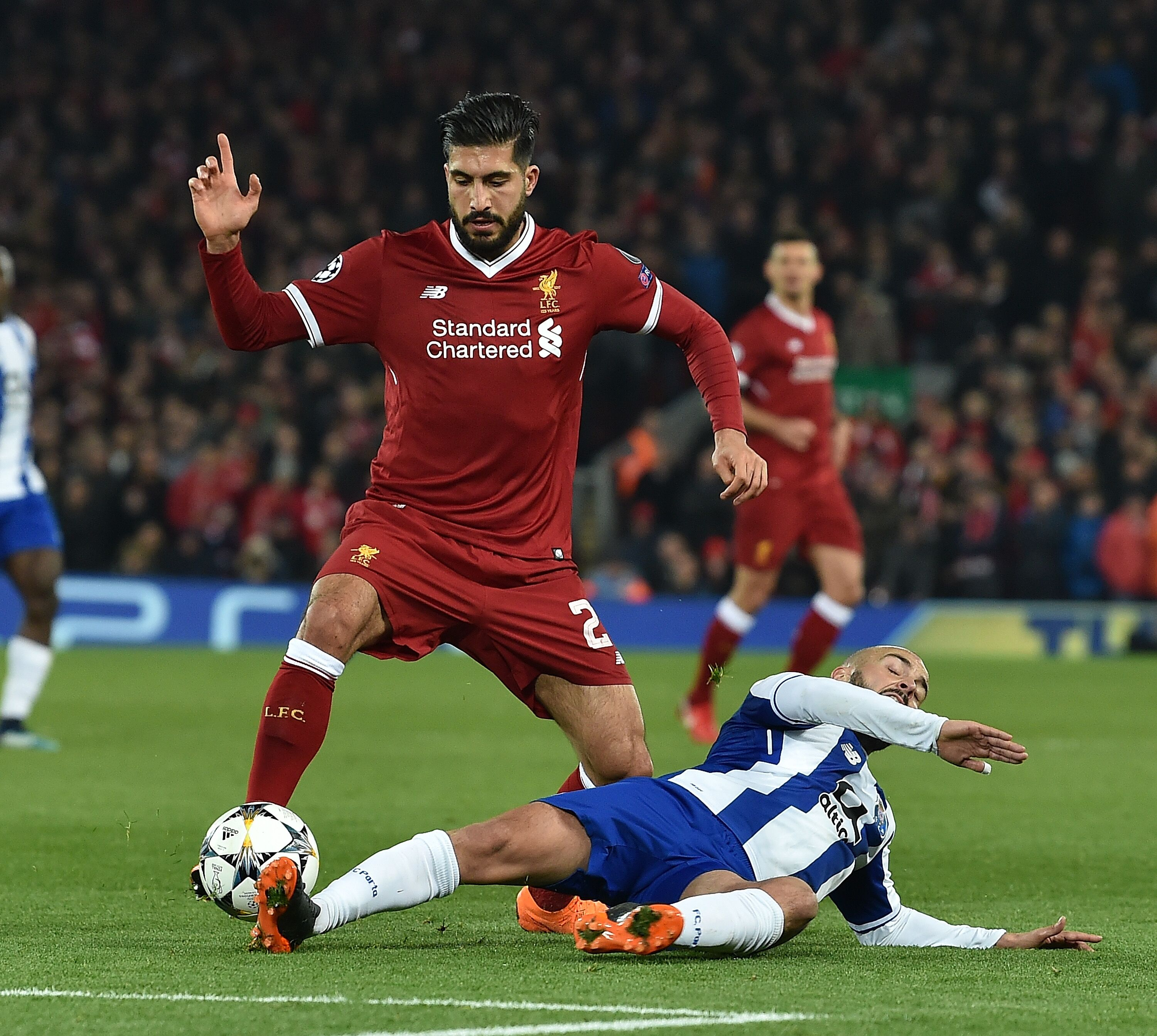 Bayern – Liverpool Facebook: Emre Can Has No Regrets About Leaving Bayern Munich