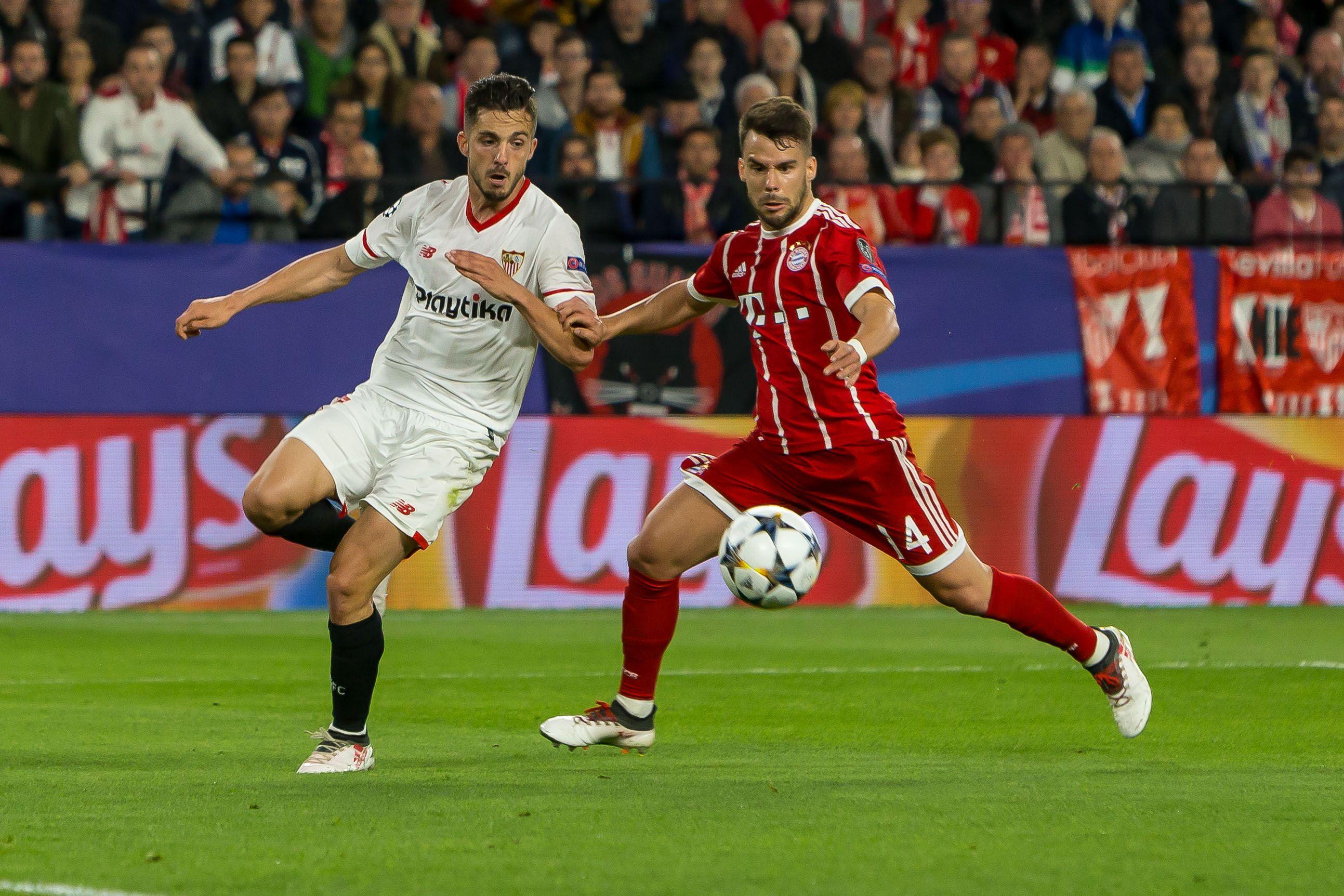 Four takeaways as Bayern Munich stumble past Sevilla 2-1