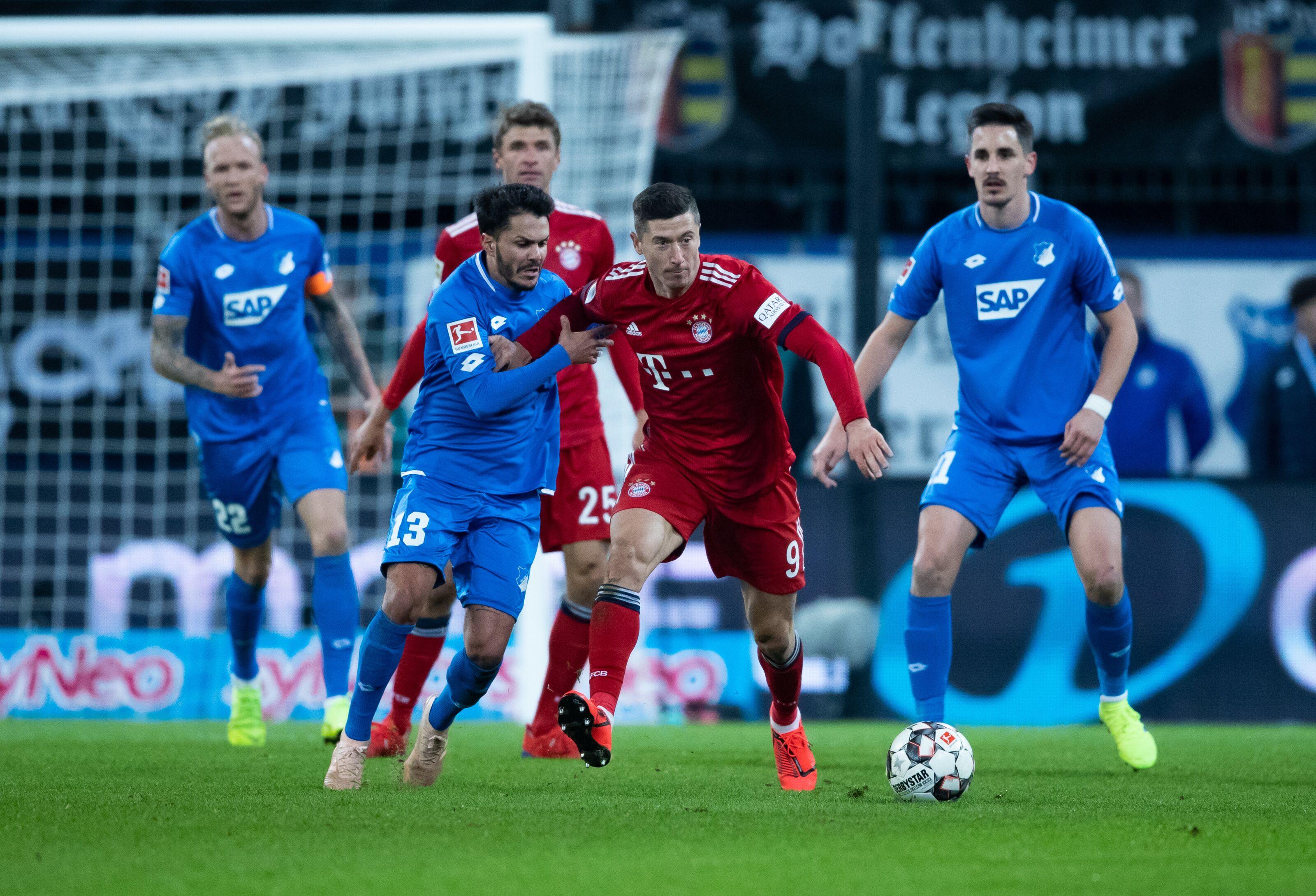 Bayern München Hoffenheim