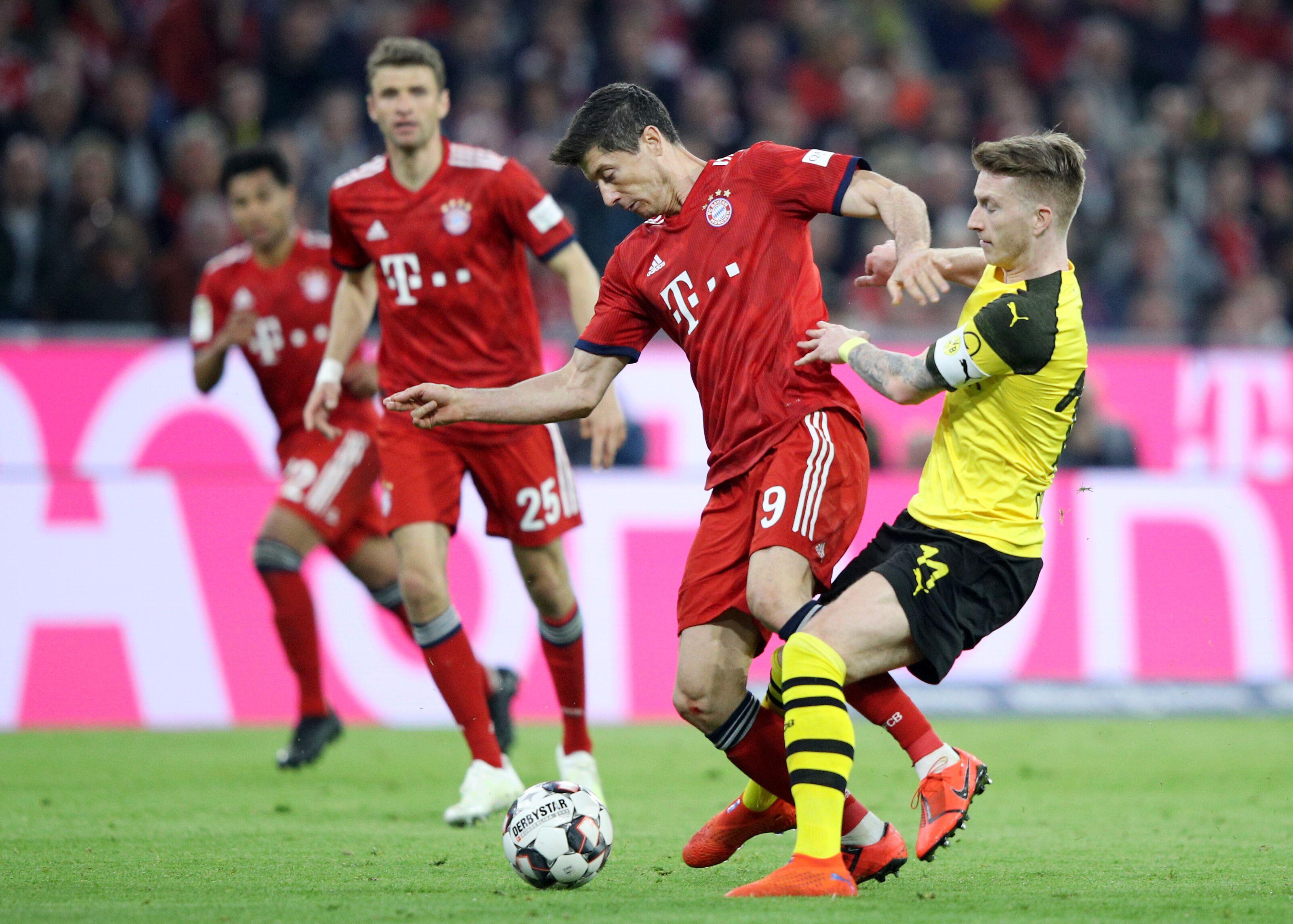 Bayern Dortmund Tv Гјbertragung