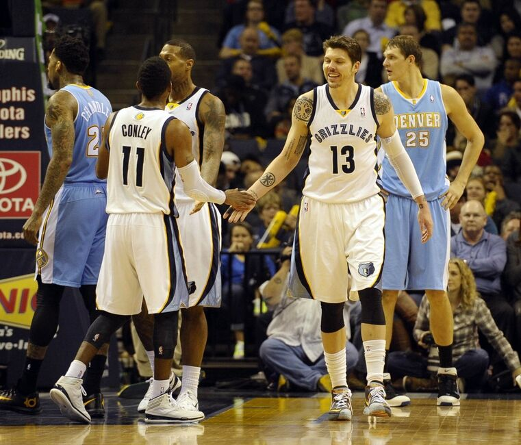 Nuggets Quarter Season Tickets: Mike Miller Nearing Deal With Denver