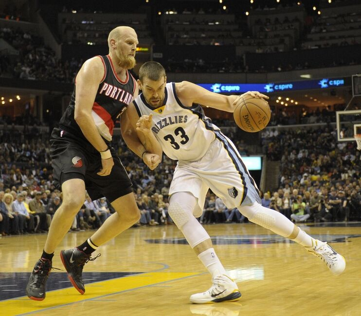 Memphis Grizzlies Travel To Portland For Rip City Battle