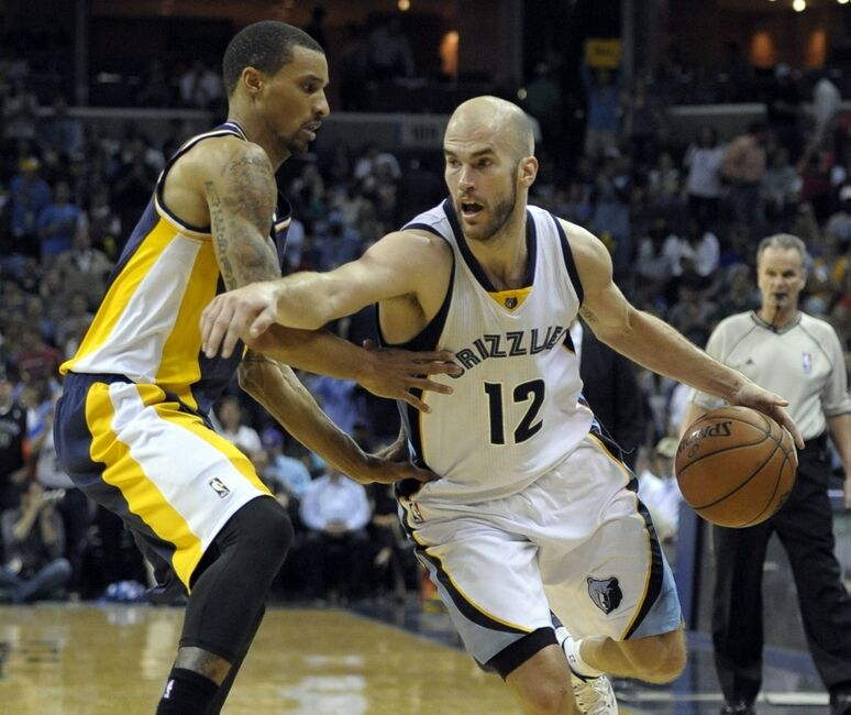 Memphis Grizzlies Extend Qualifying Offer To Calathes