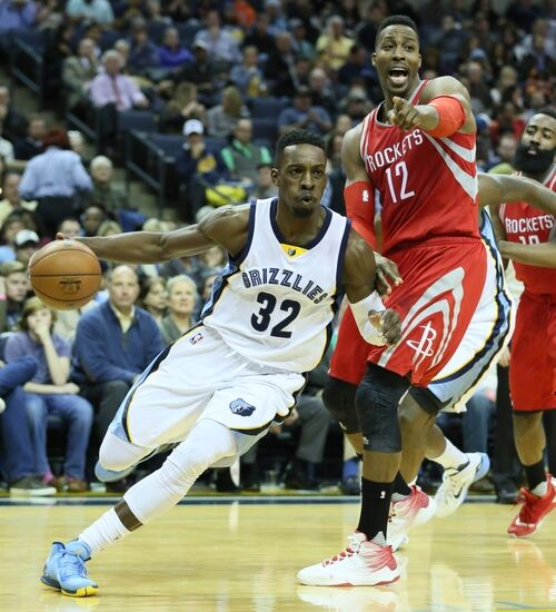 Houston Rockets Win Last Night: Should The Memphis Grizzlies Trade Jeff Green?