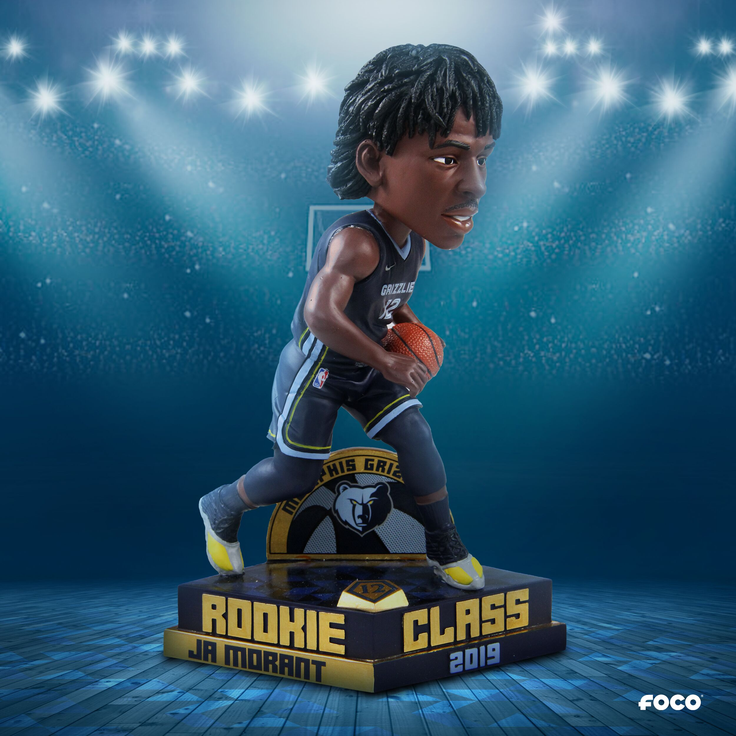 Memphis Grizzlies fans need this Ja Morant bobblehead