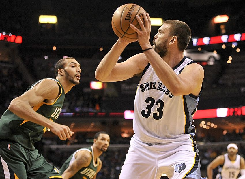 5 things learned from the Grizzlies low-scoring win over Jazz 703e1a6fd