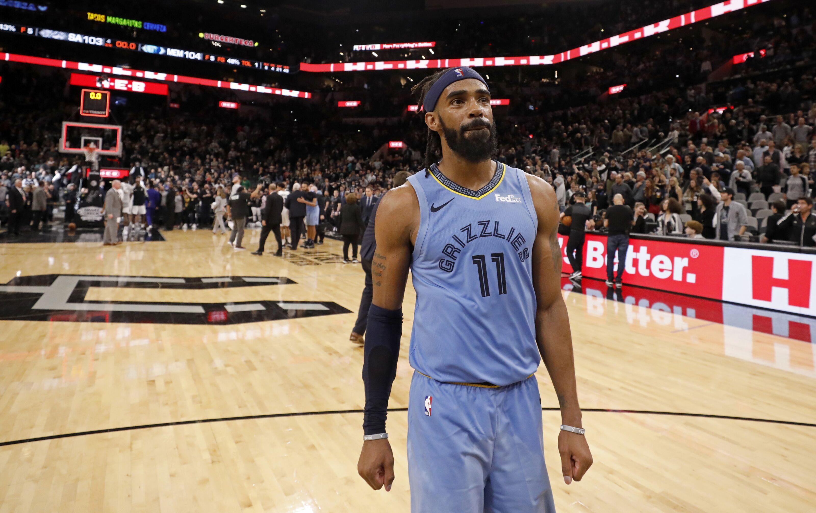 983d369e36f Memphis Grizzlies  Mike Conley To Participate In NBA All-Star Saturday Night