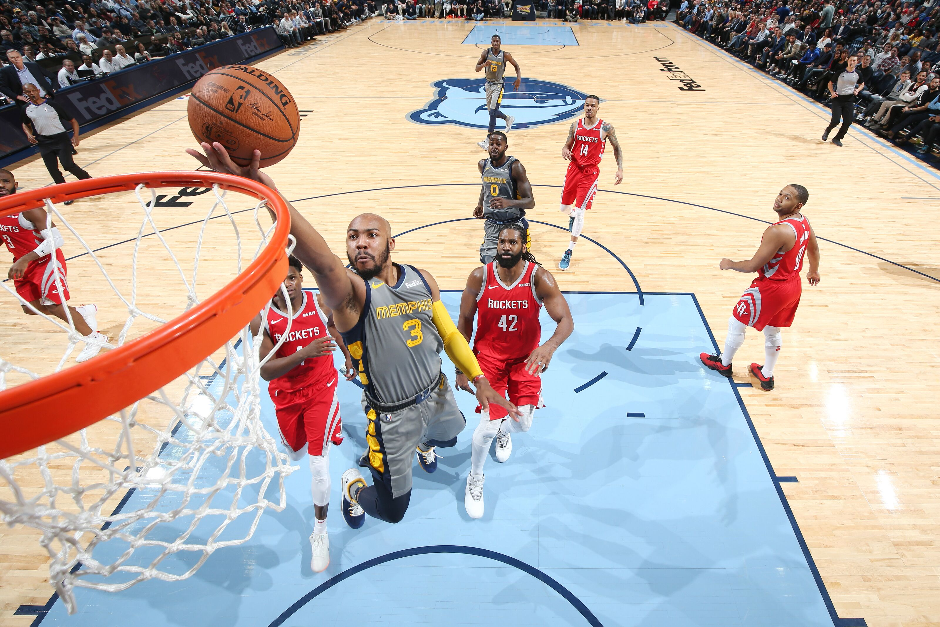 Memphis Grizzlies Jevon Carter Needs To Be Utilized Vs Houston