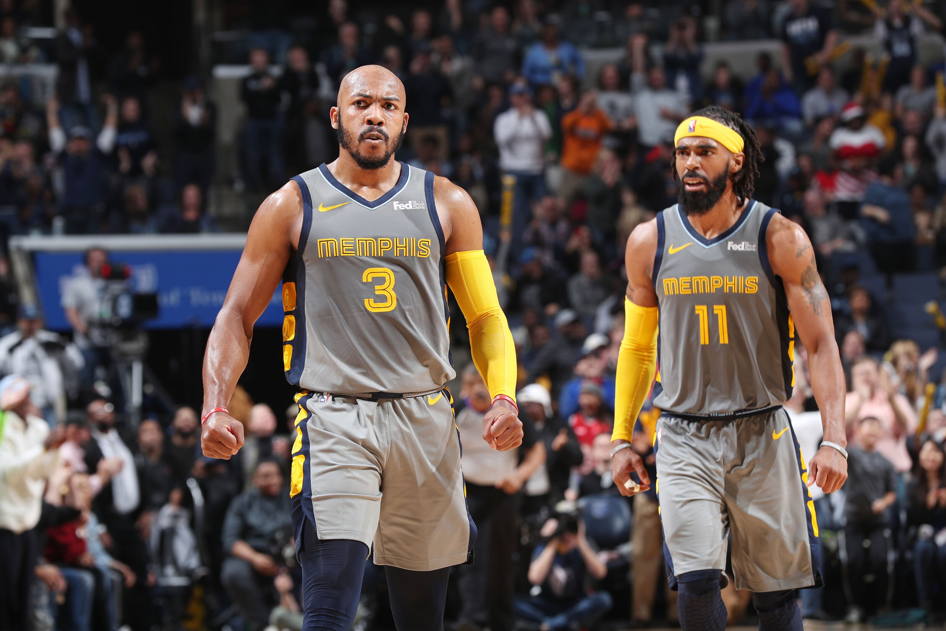 ea168248c The Memphis Grizzlies Must Take Advantage Of The Short-Handed Houston  Rockets