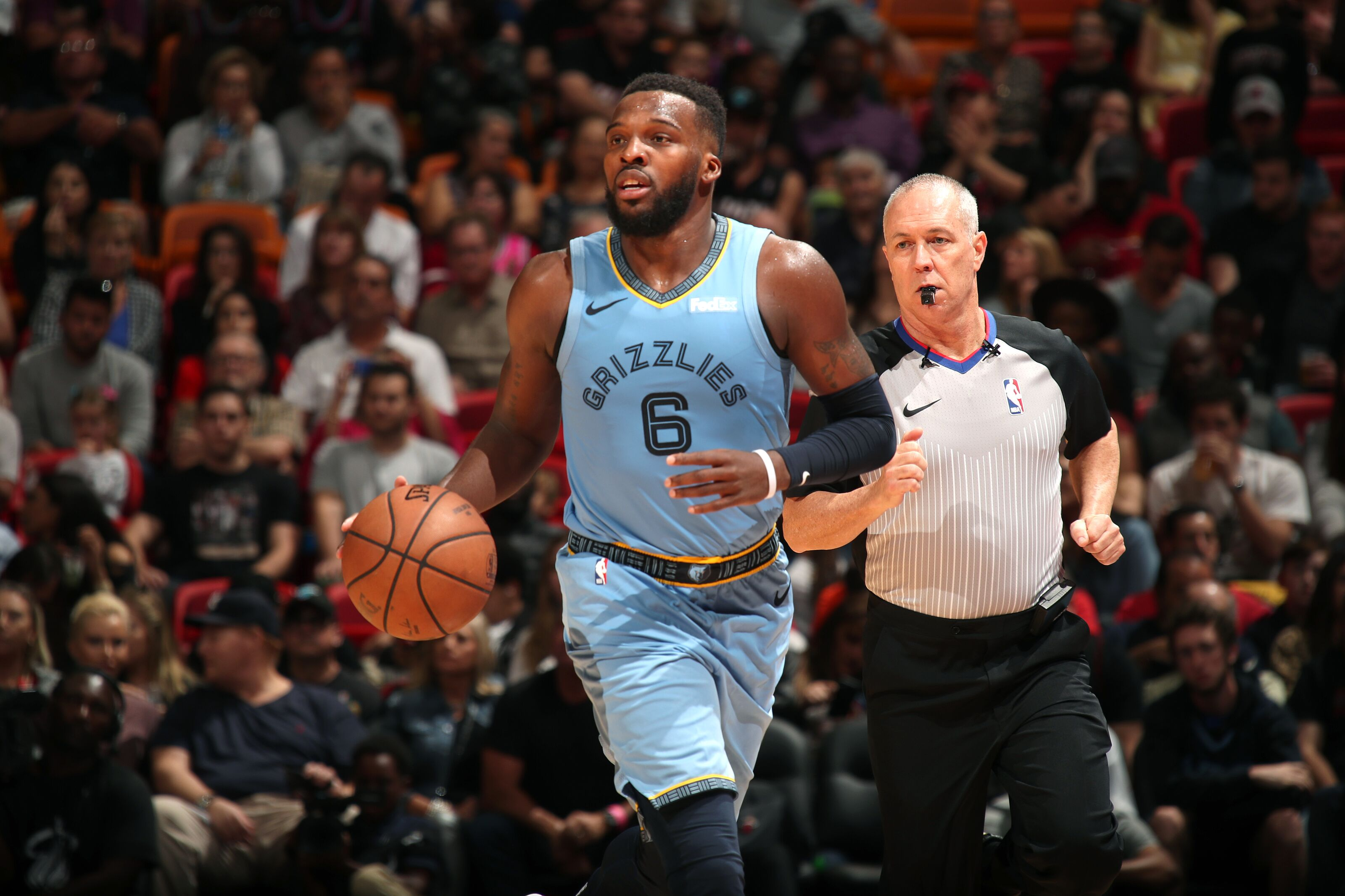 83db20ed7 The Memphis Grizzlies Back With Shelvin Mack At Backup Point Guard Over Jevon  Carter