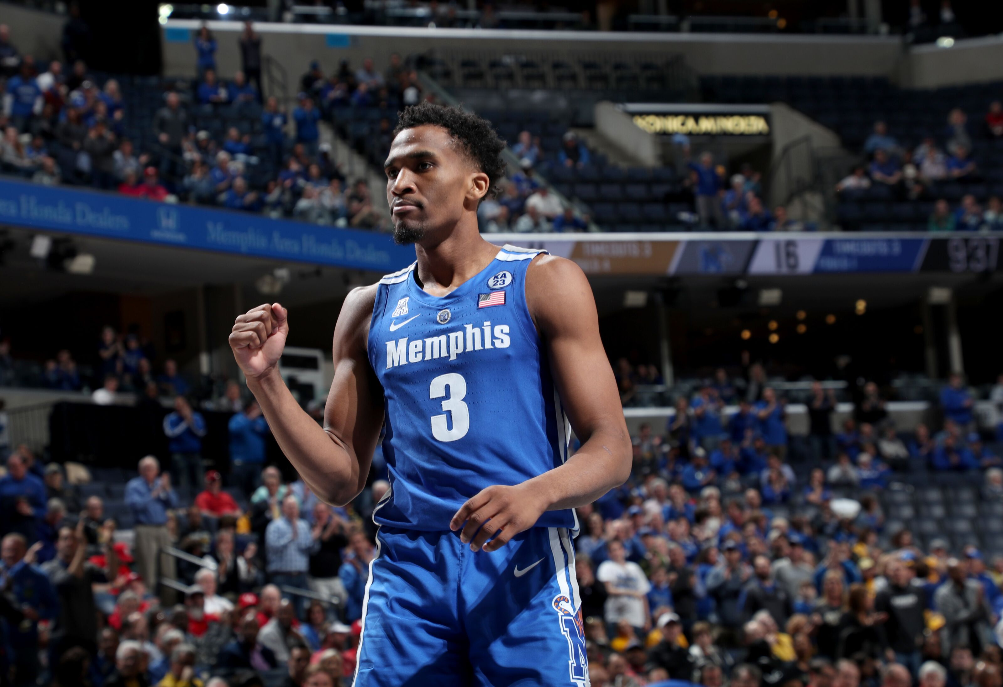 9e3b2f2afec NBA Draft: Day Two Of Grizzlies Workouts Headlined by Jeremiah Martin