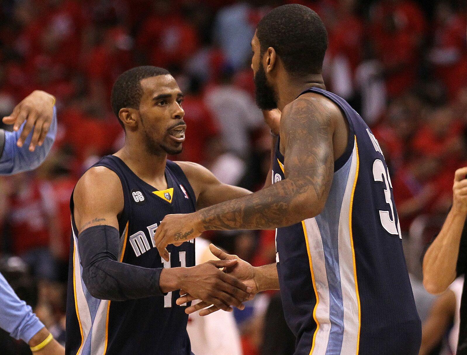 49597edc96a Memphis Grizzlies  Ranking Playoff Runs During The Conley