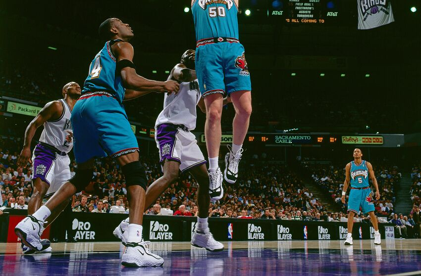 Greatest Memphis Grizzlies Of All-Time: Bryant Reeves