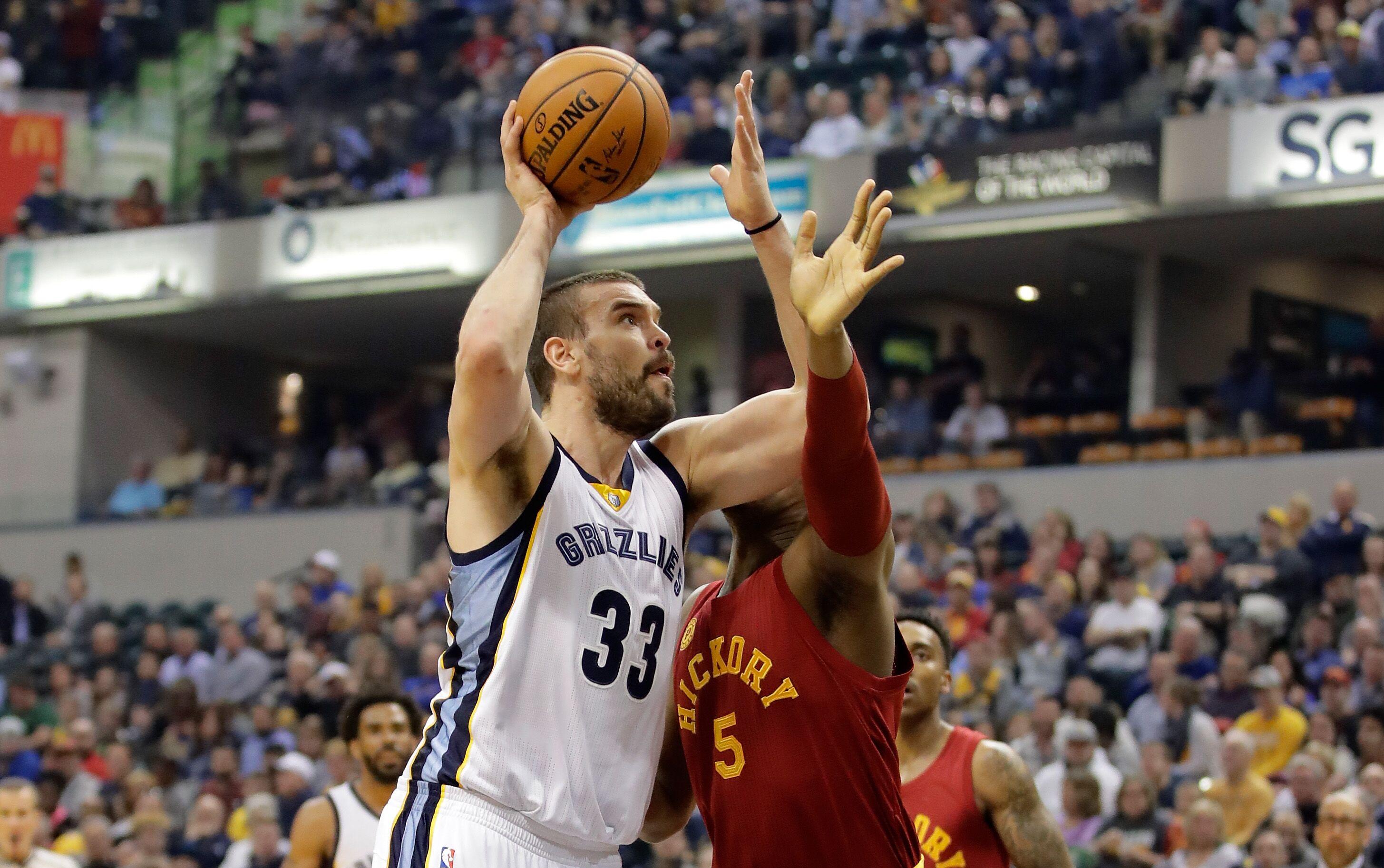 Marc Gasol: Memphis Grizzlies: 5 Trades Involving Marc Gasol And The