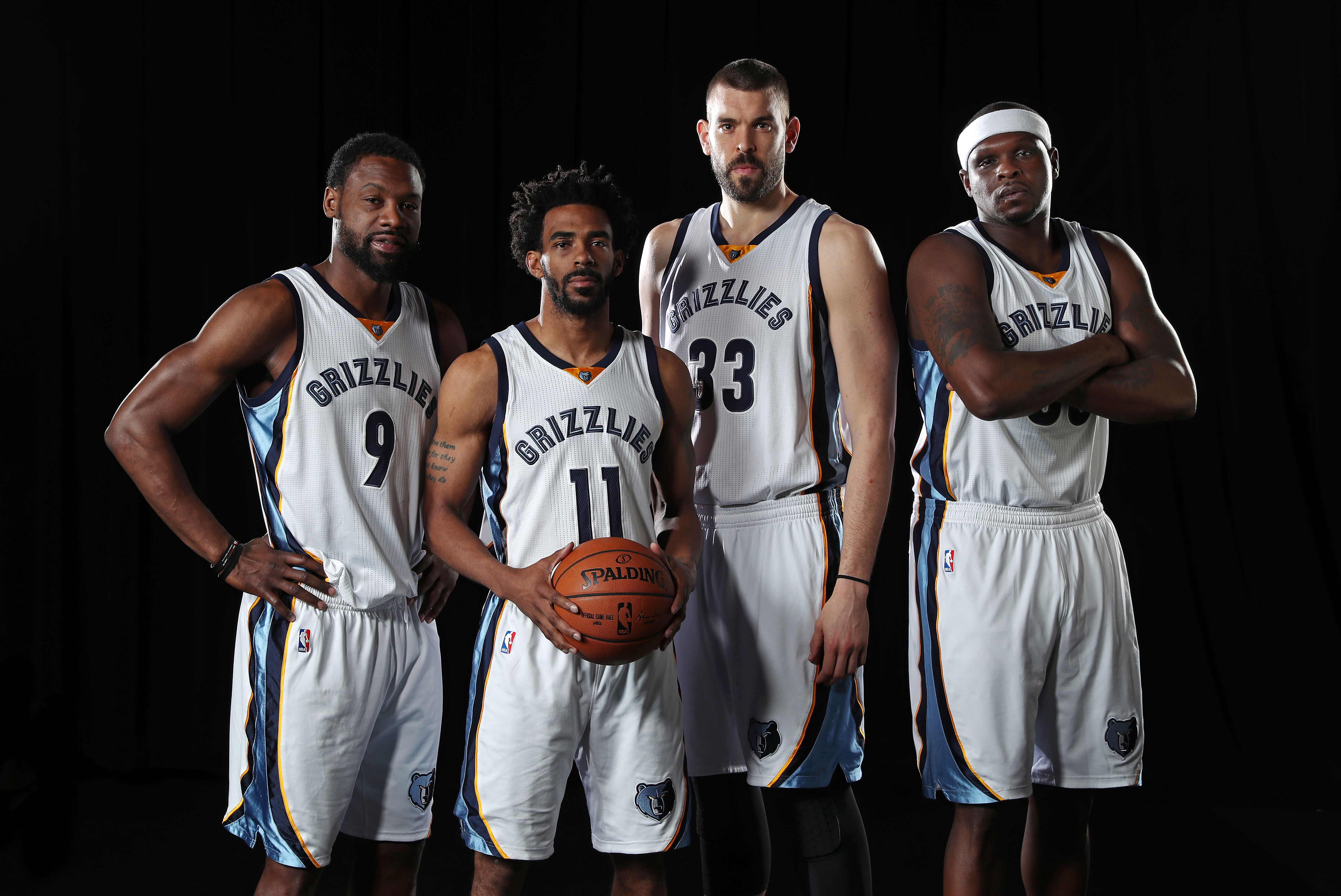 1860ff02052 The Memphis Grizzlies had some great help in the  Core 4  era. Who were  some of the best role players of that era  Are any still on this team