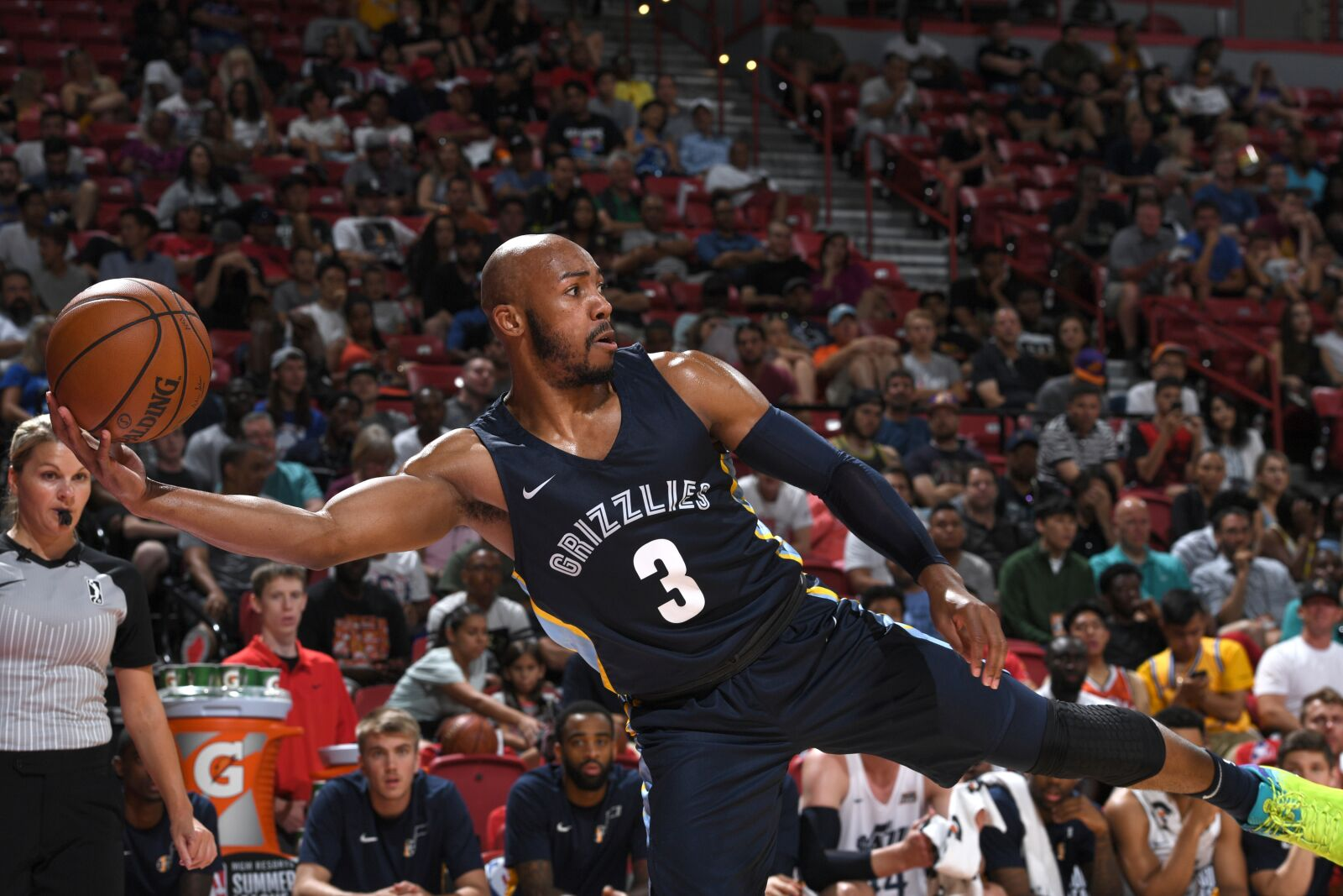 63254d71164 Memphis Grizzlies Jevon Carter Named Defensive Rookie of the Year