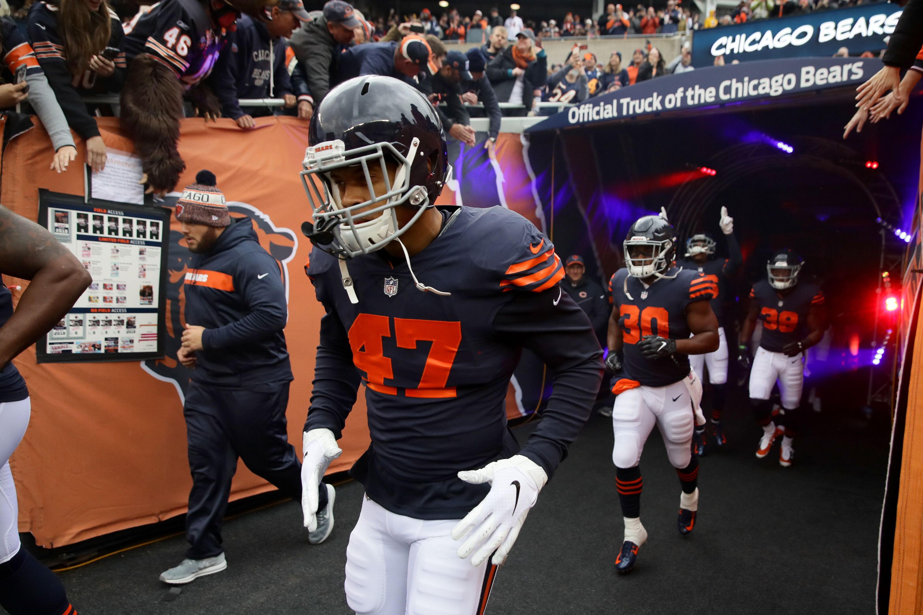 cheap for discount f4630 54298 Chicago Bears Offseason Stock Watch: Isaiah Irving