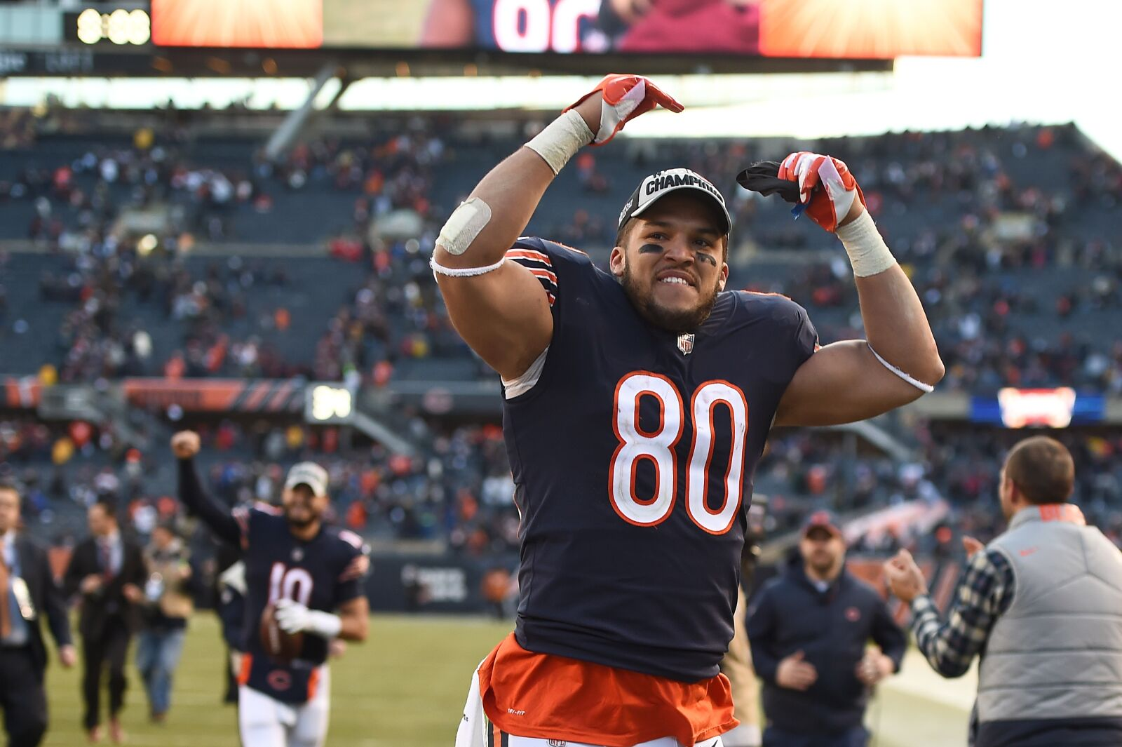 5 signs of growth in Chicago Bears offense
