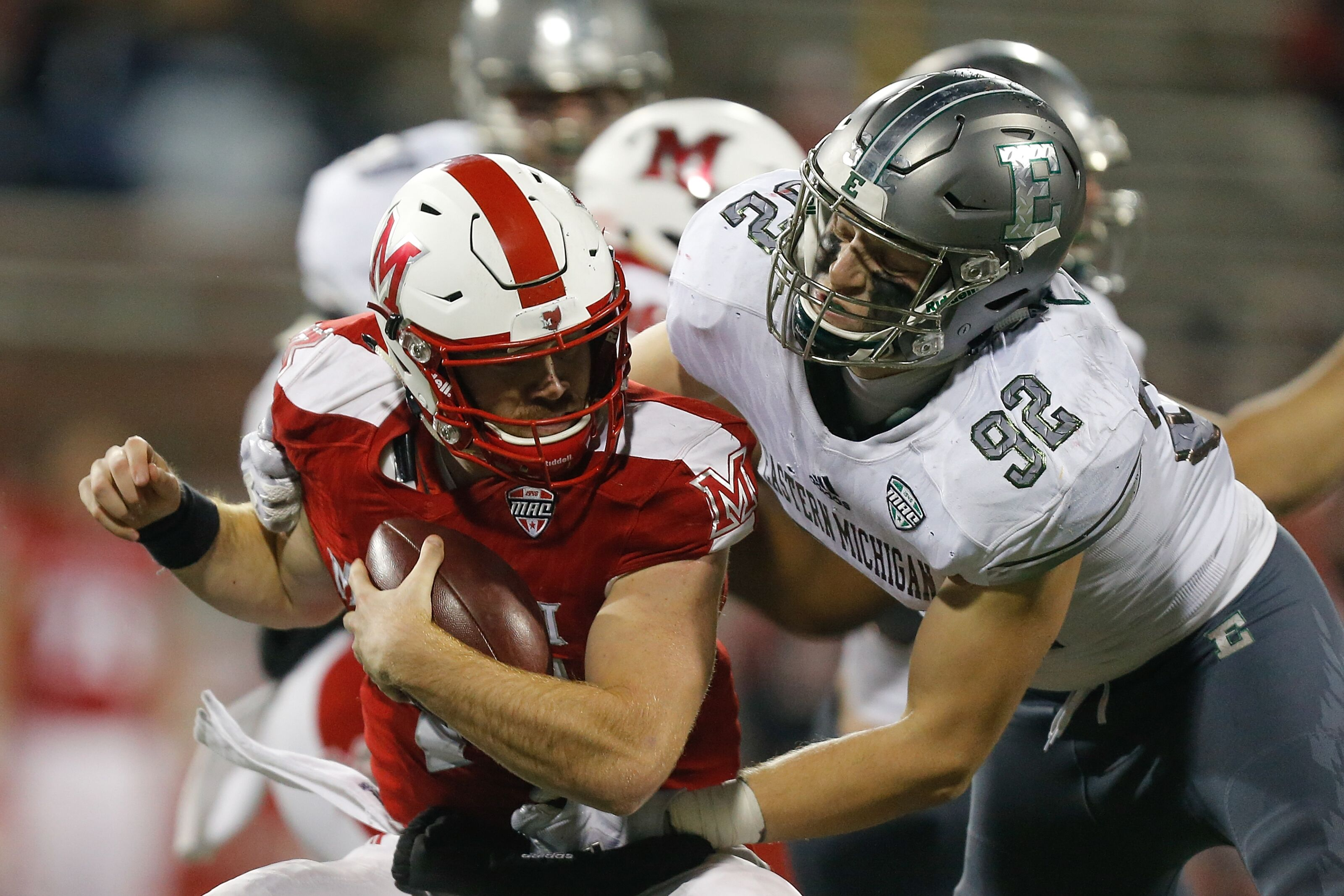 Chicago Bears Draft Scout: Maxx Crosby