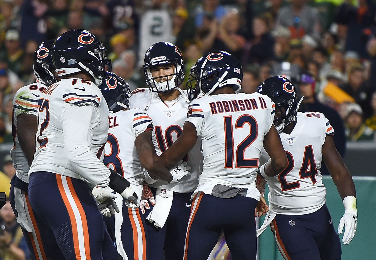 Five Positives from Chicago Bears Crushing Loss to Green Bay Packers