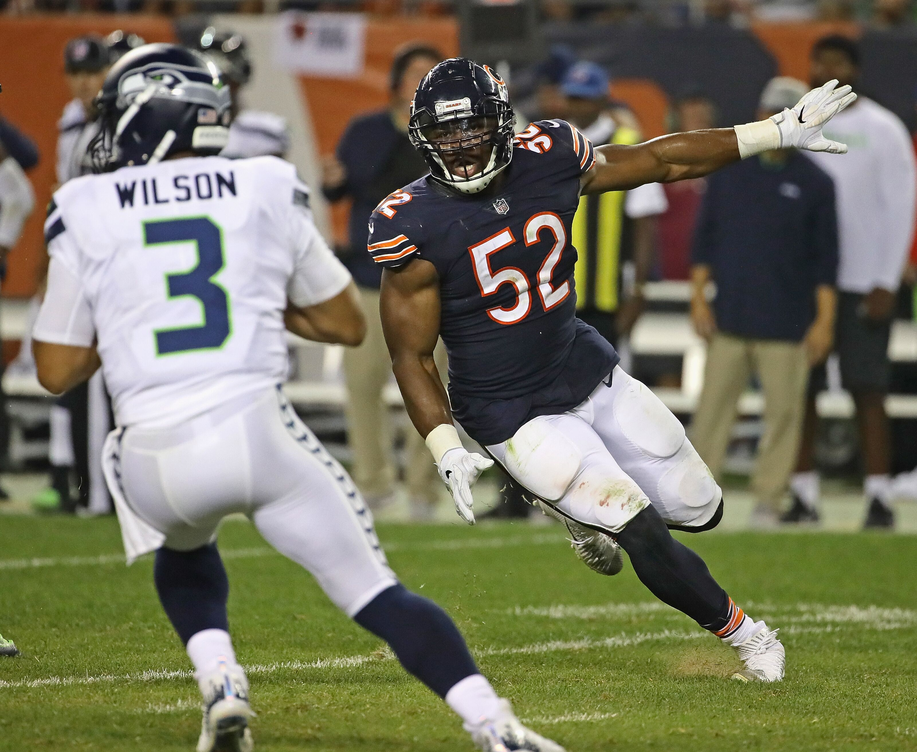 Just how good is the Chicago Bears defense?
