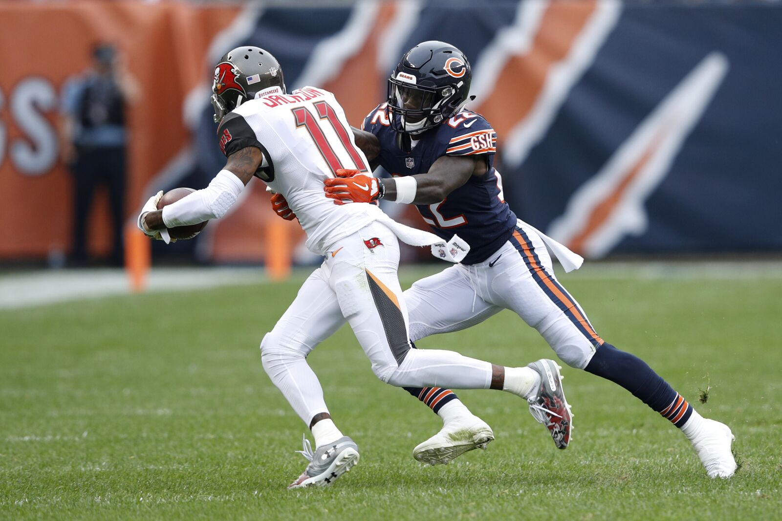 906842e930d Chicago Bears Kevin Toliver Week Four Review