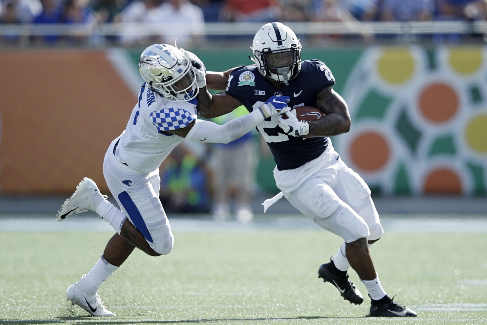 Chicago Bears Draft Scout: Miles Sanders