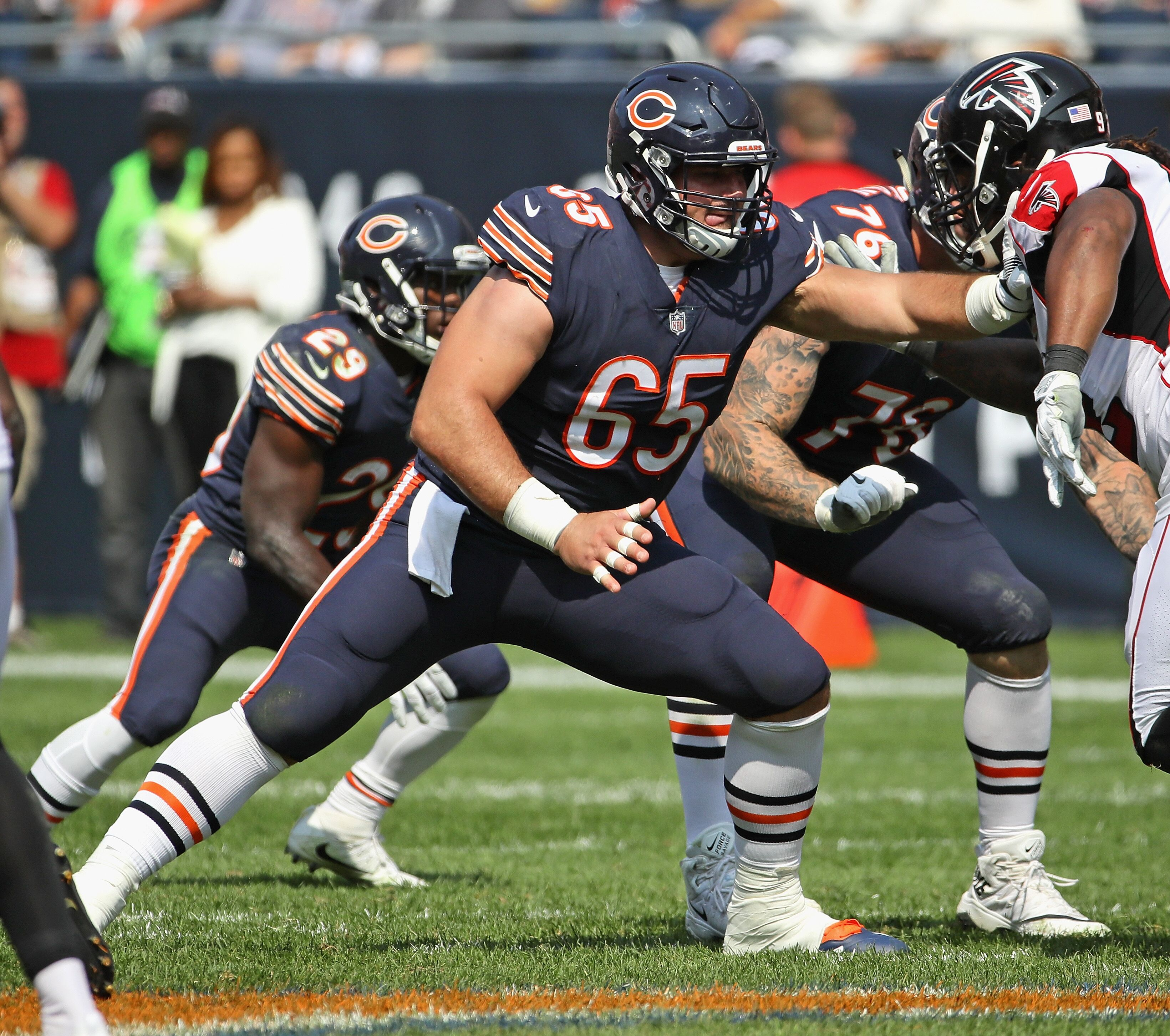 Chicago Bears Offseason Targets: The Offensive Line - Page 3