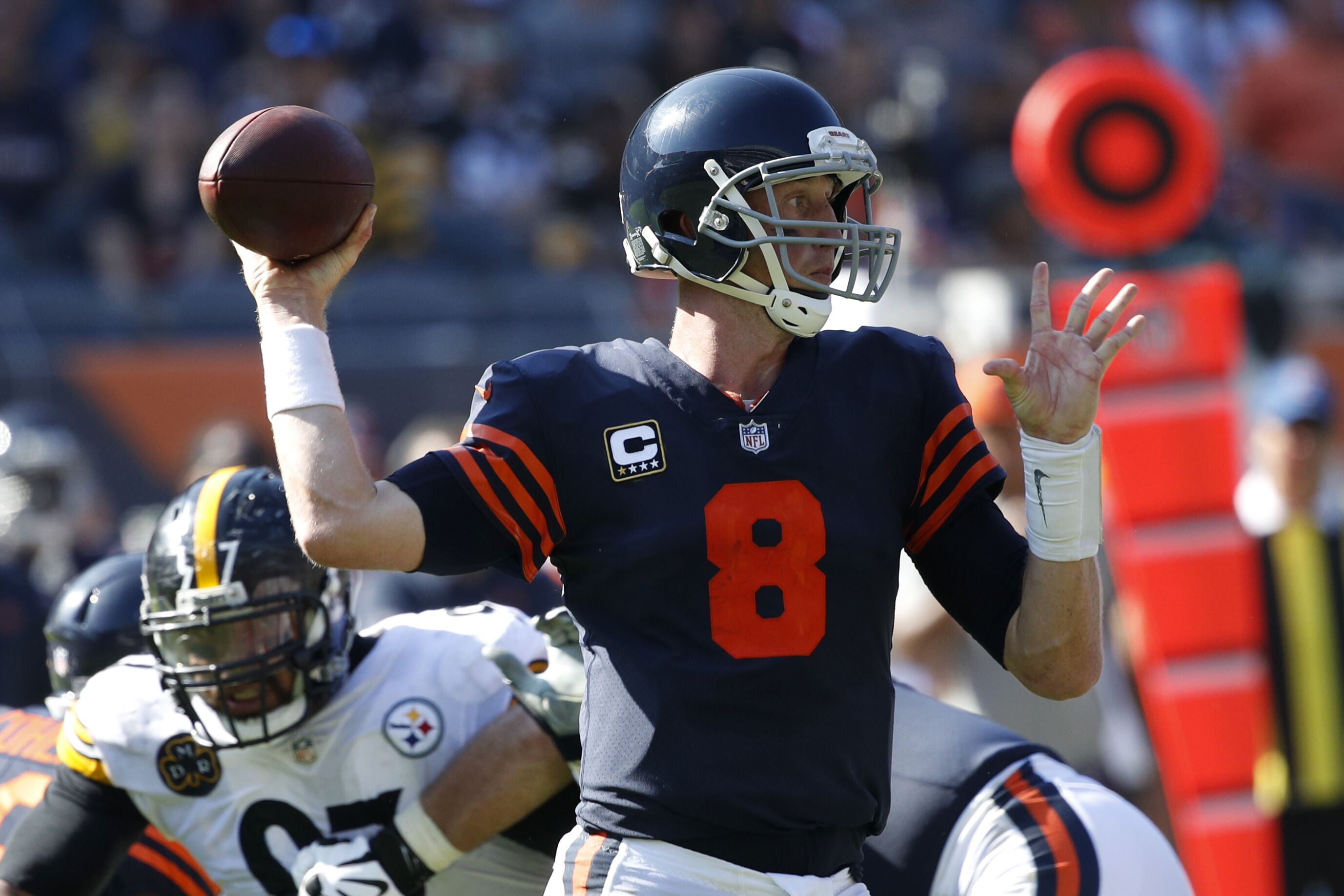 new style f19f6 a584c Chicago Bears Mike Glennon Signing: Facts And Fictions