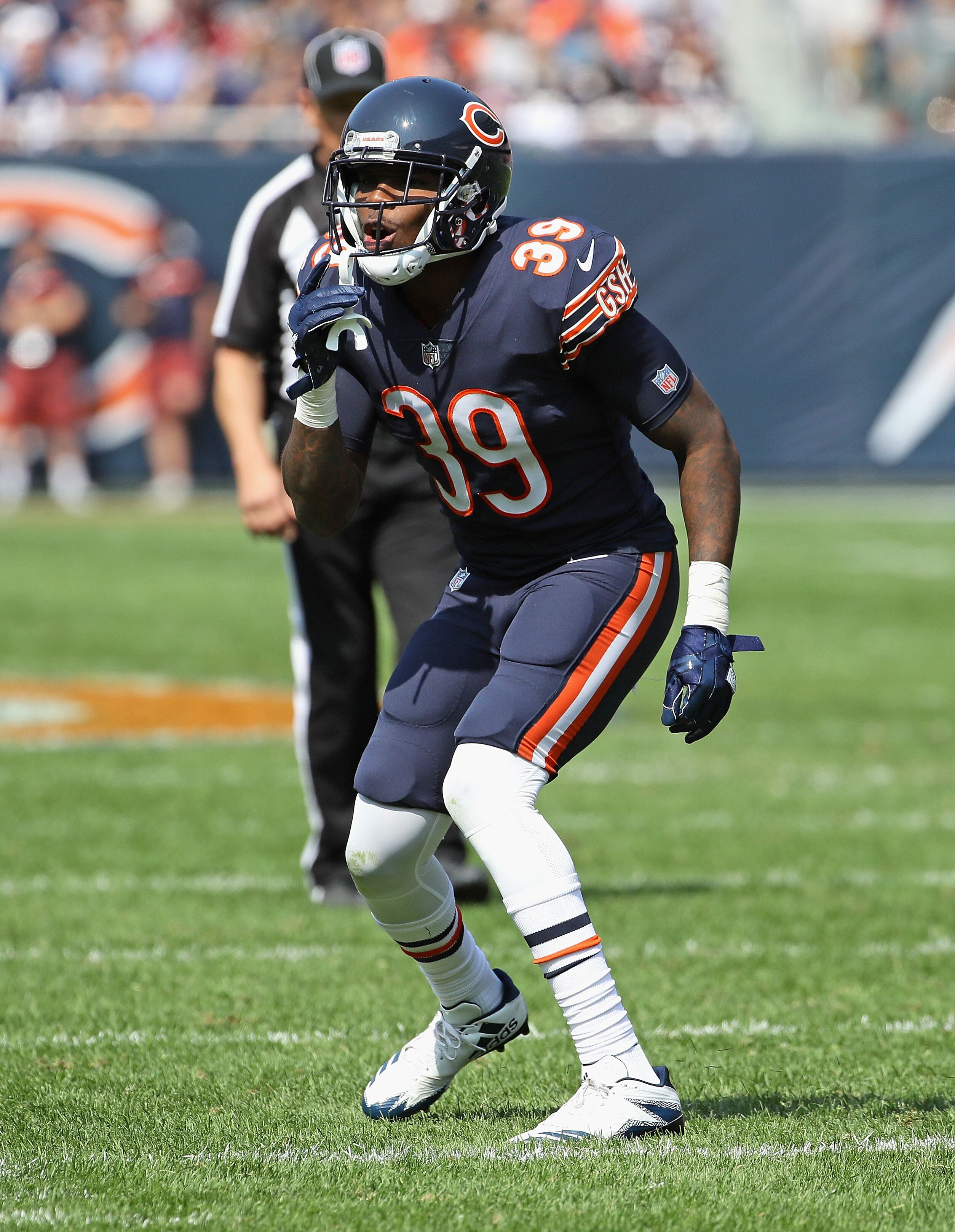 reputable site 92d76 eef2c Eddie Jackson breaks out for Chicago Bears win