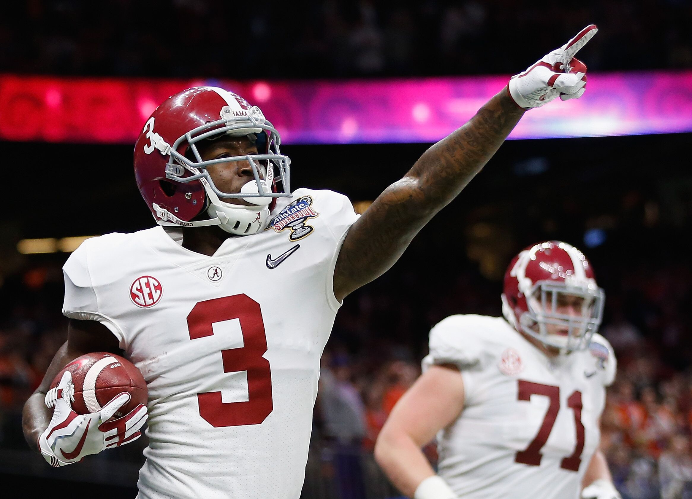 Chicago Bears  The Case for Alabama WR Calvin Ridley at 8 aca68595f